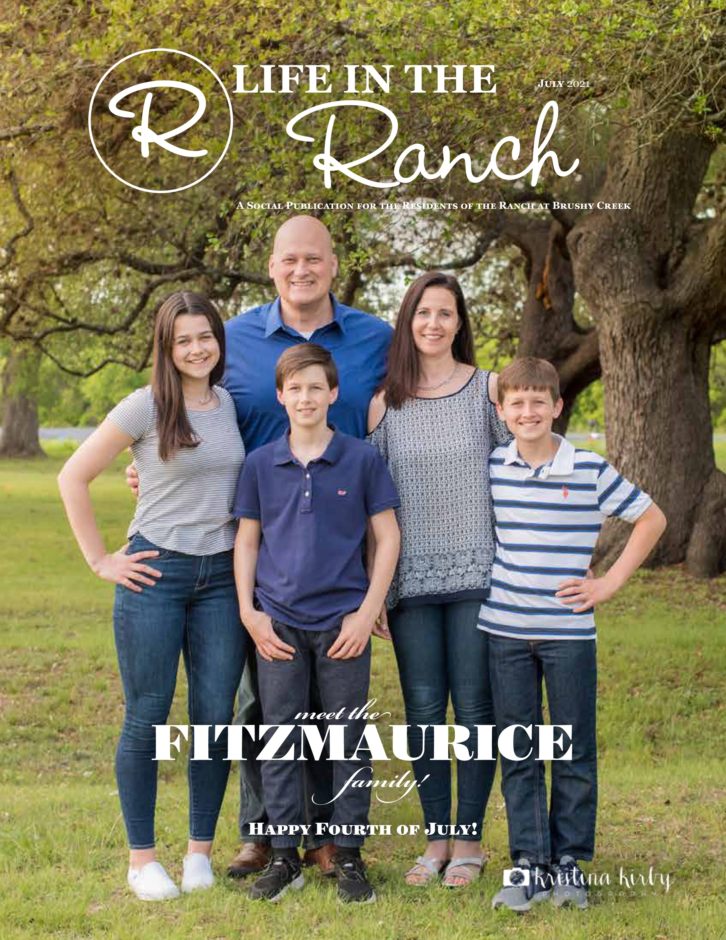 Life in the Ranch 2021-07-01