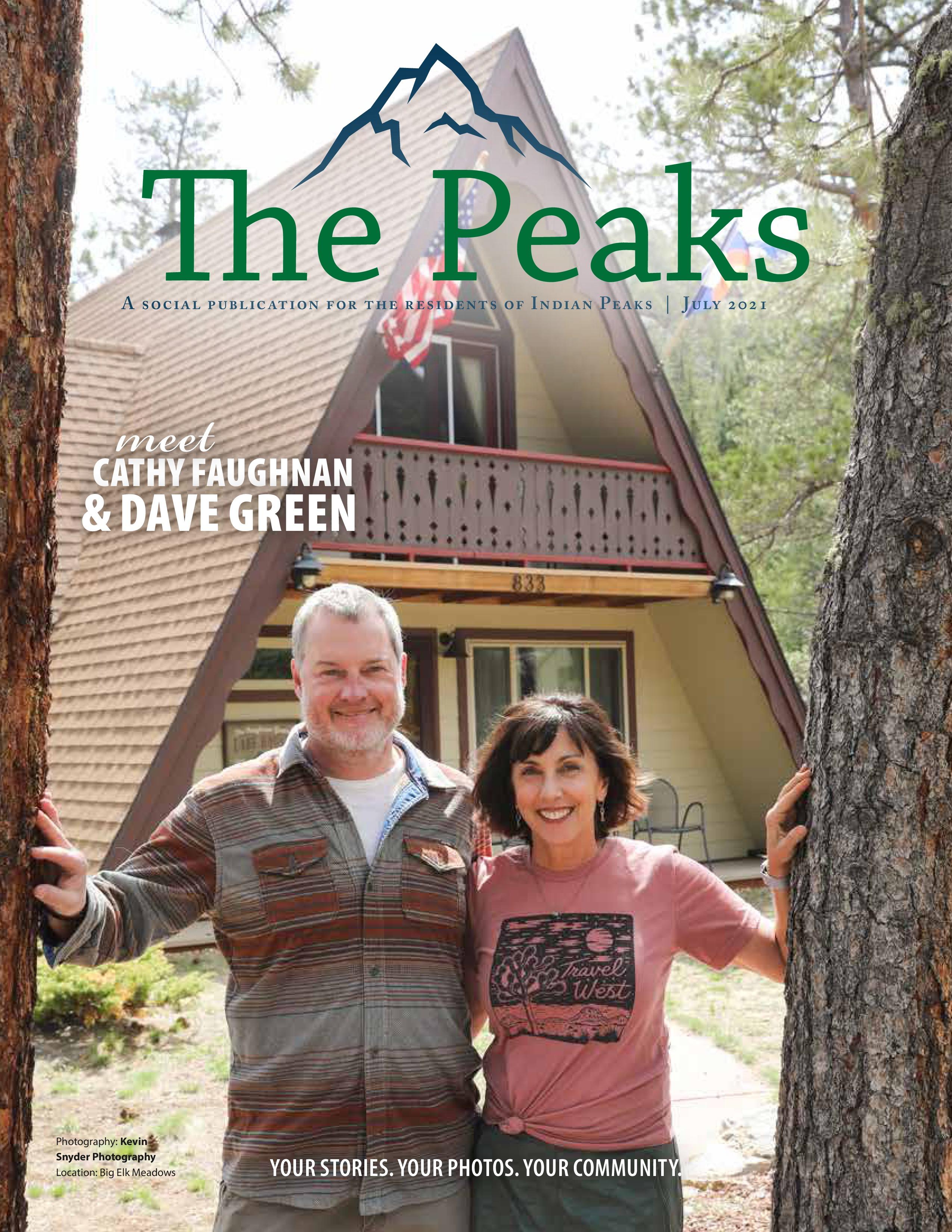 The Peaks 2021-07-01