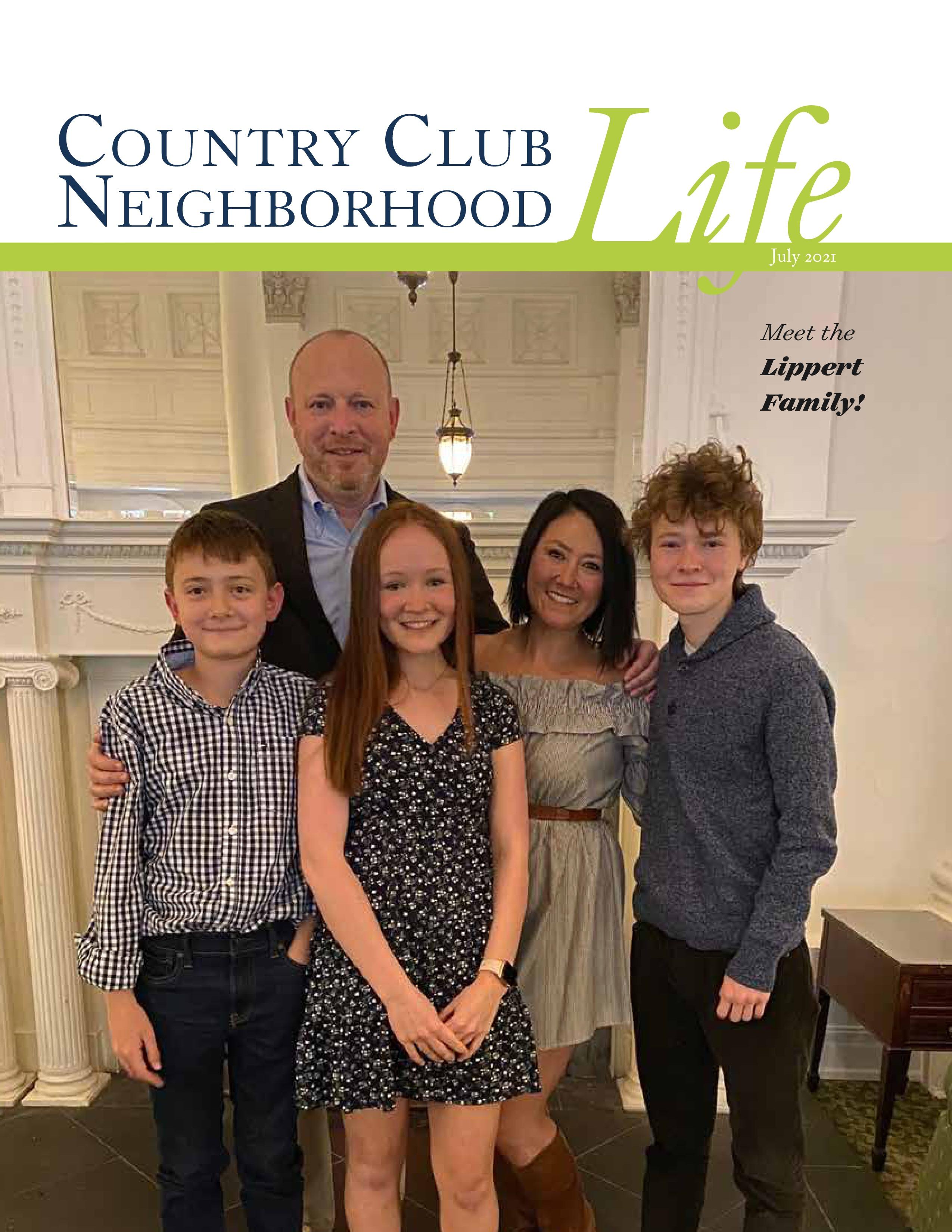 Country Club Neighborhood Life 2021-07-01