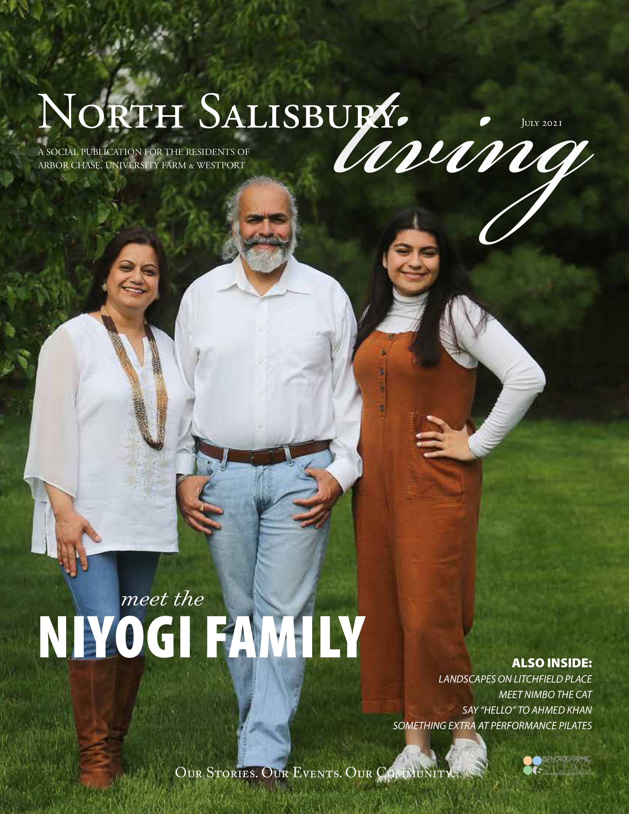 North Salisbury Living 2021-07-01