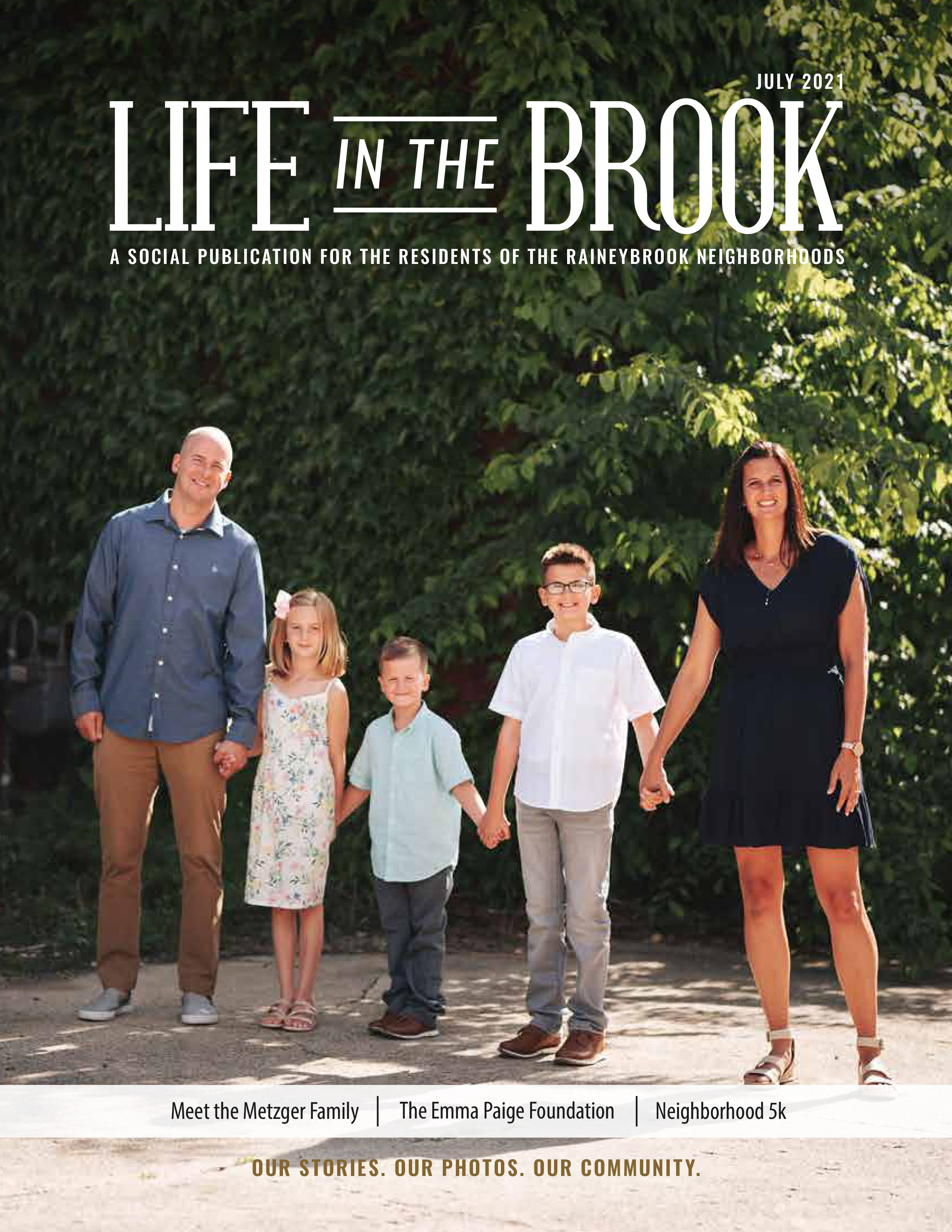Life in the Brook 2021-07-01