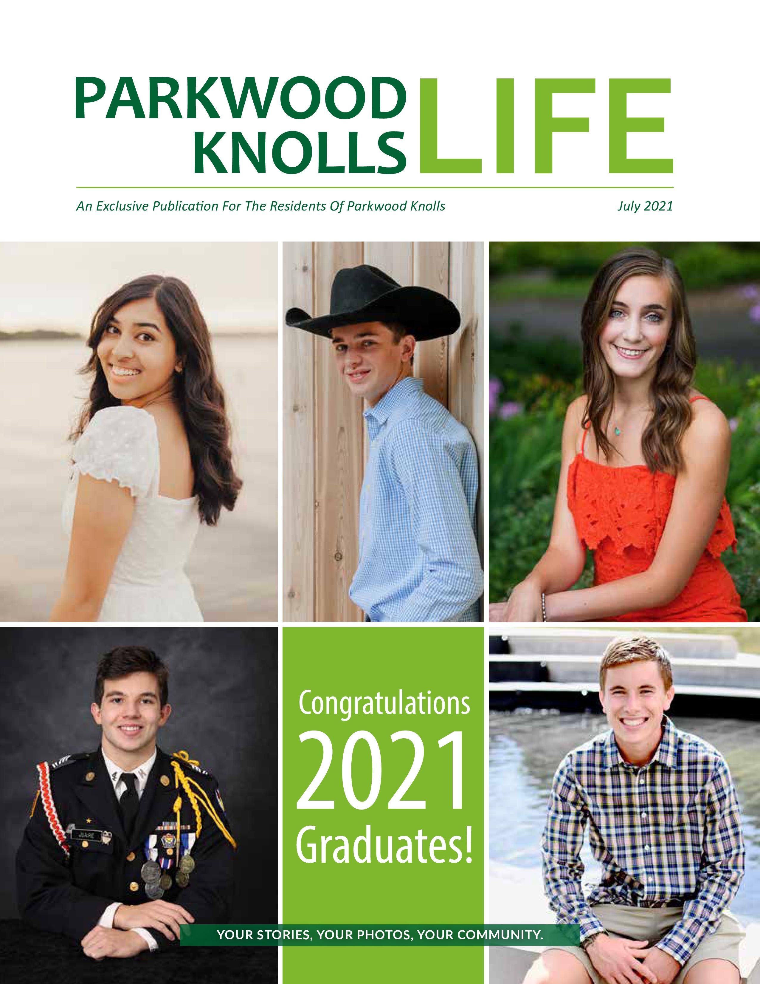 Parkwood Knolls Life 2021-07-01