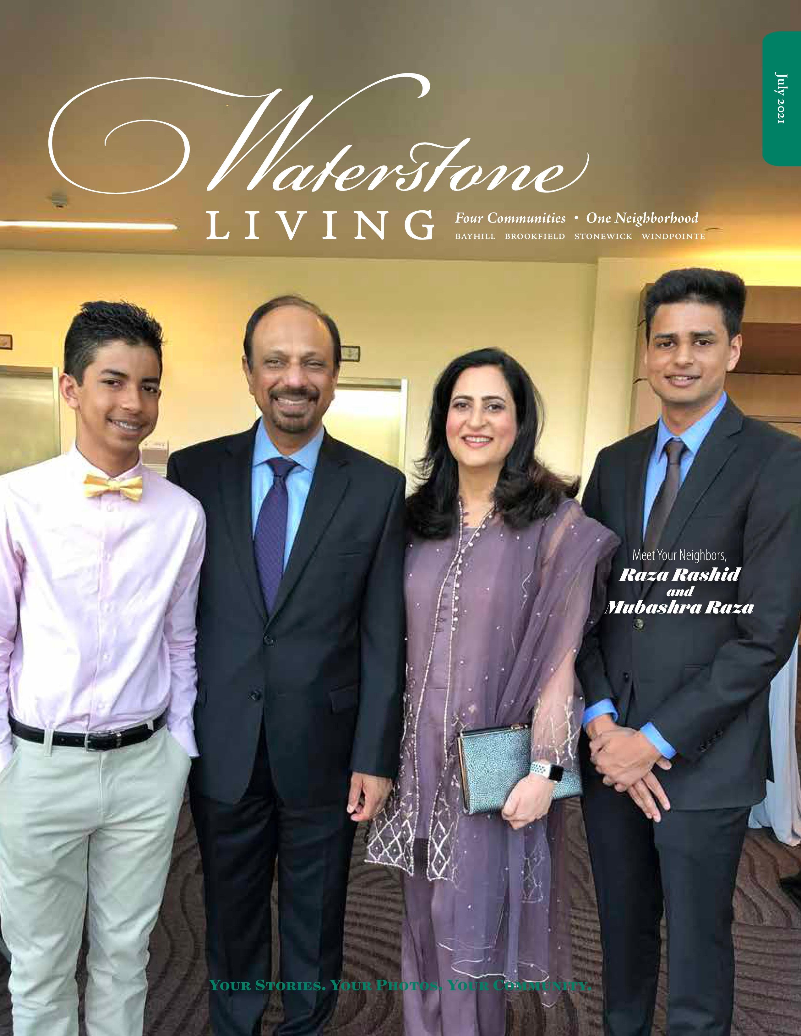 Waterstone Living 2021-07-01