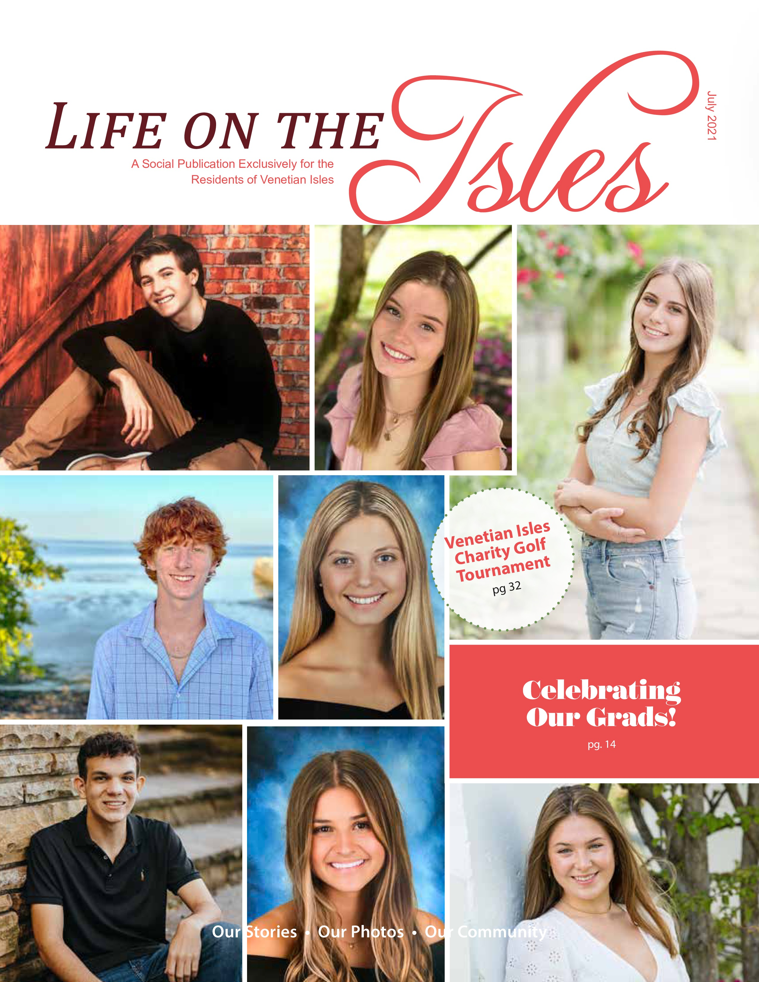 Life on the Isles 2021-07-01