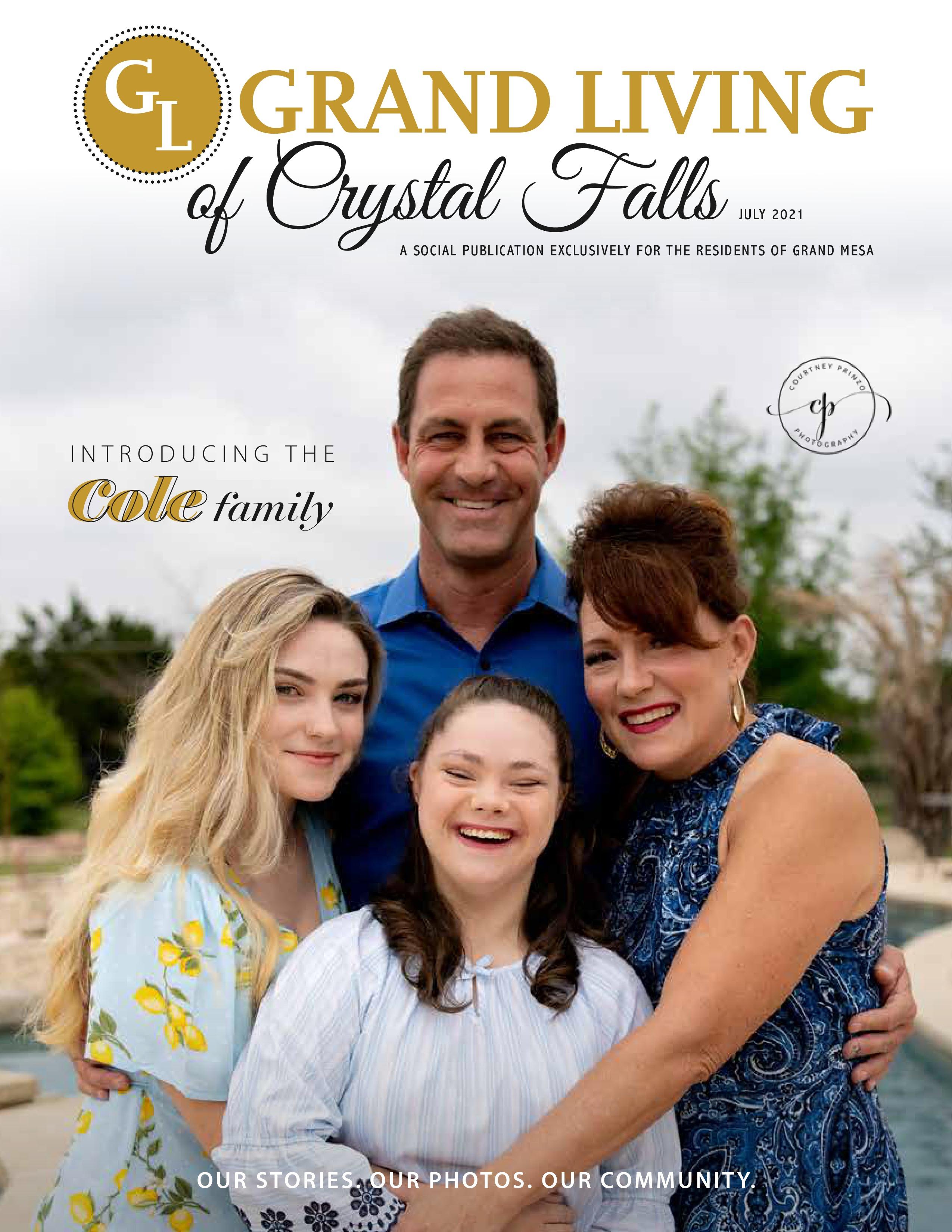 Grand Living of Crystal Falls 2021-07-01