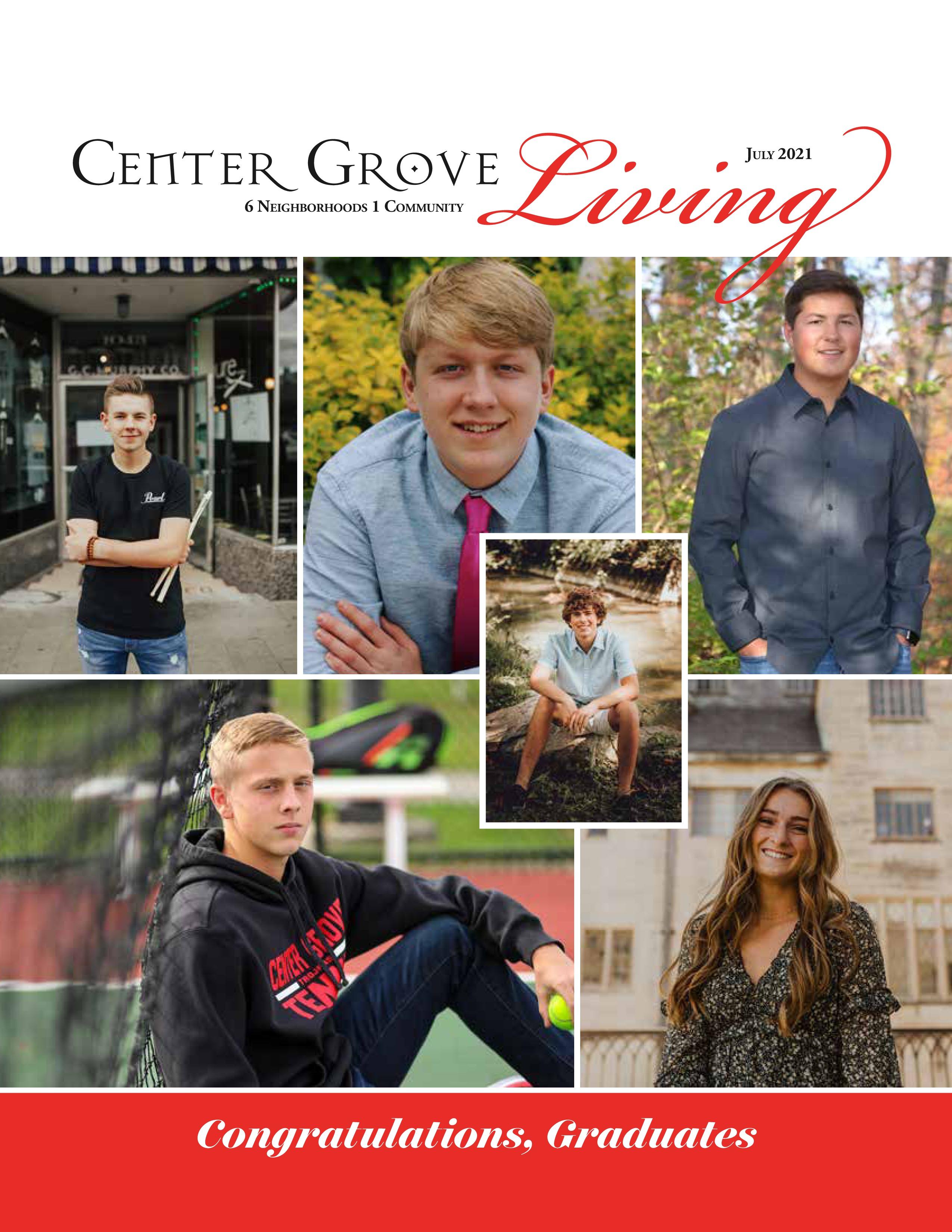 Center Grove Living 2021-07-01
