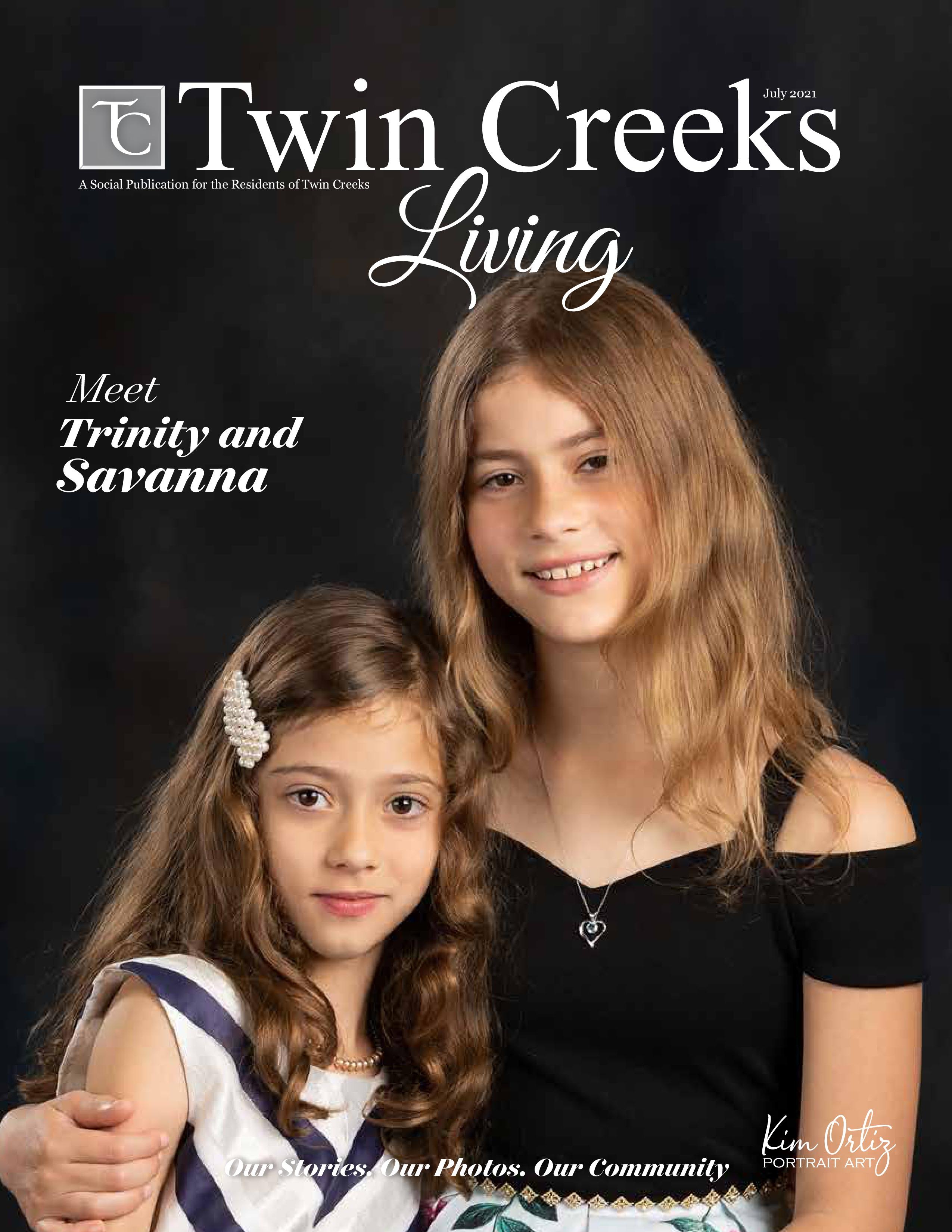 Twin Creeks Living 2021-07-01