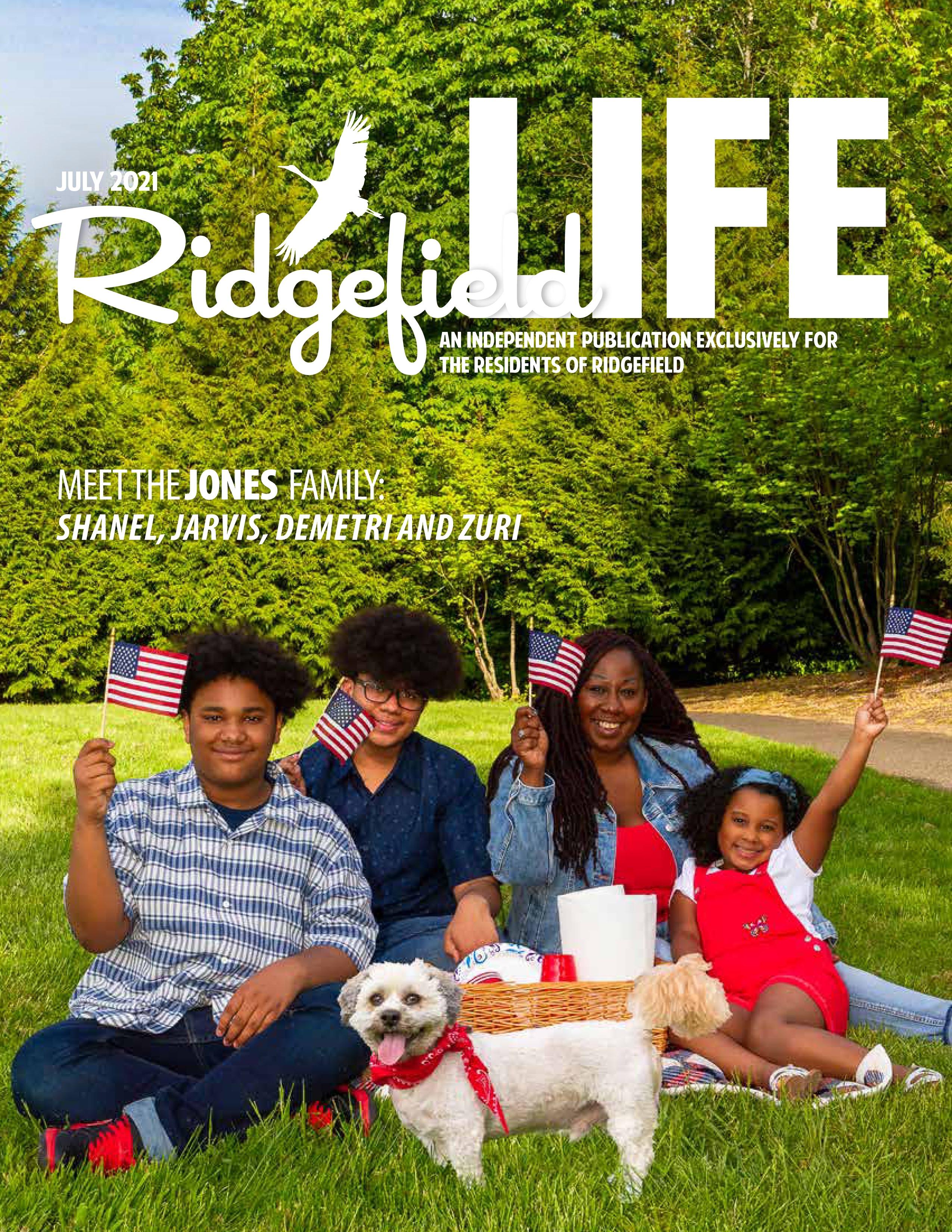 Ridgefield Life 2021-07-01