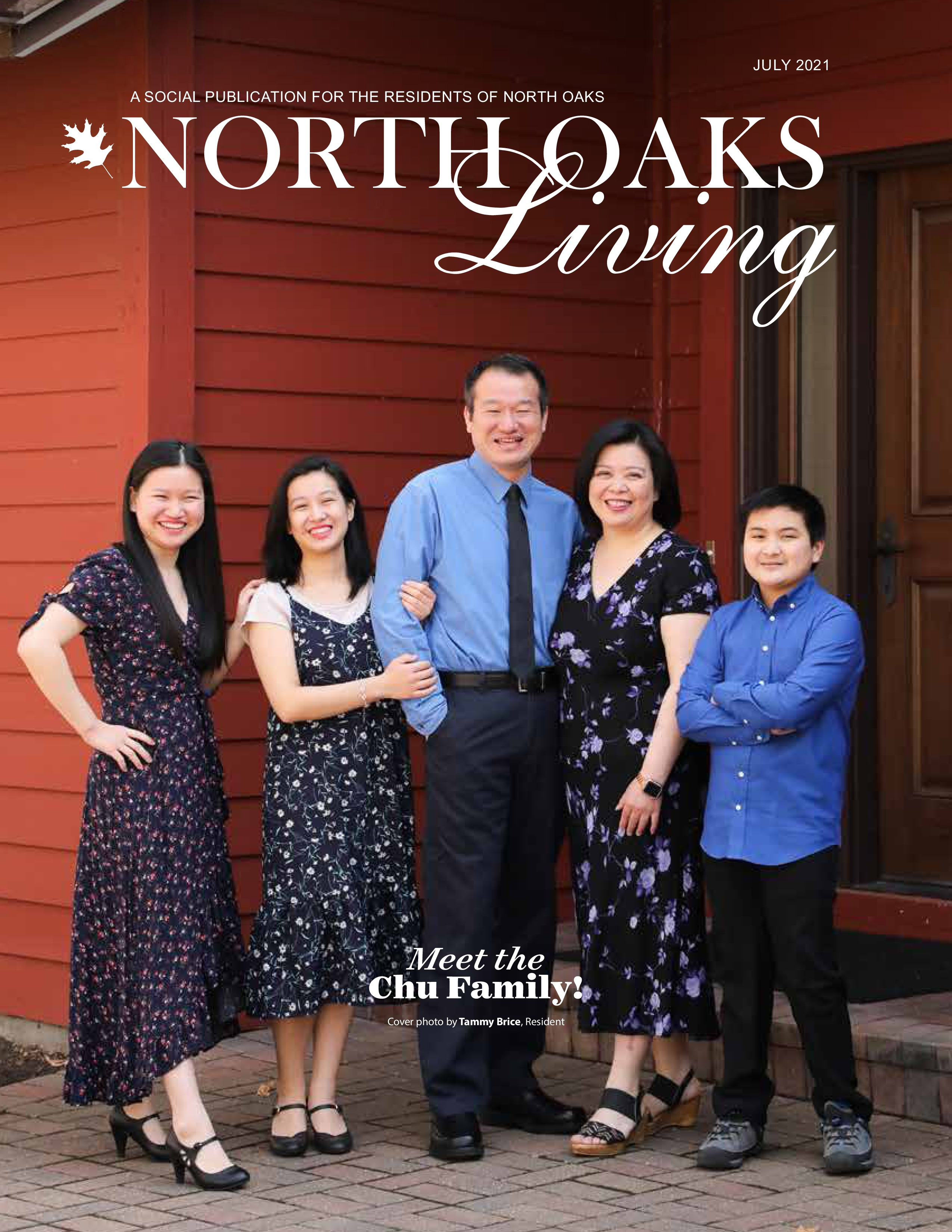 North Oaks Living 2021-07-01