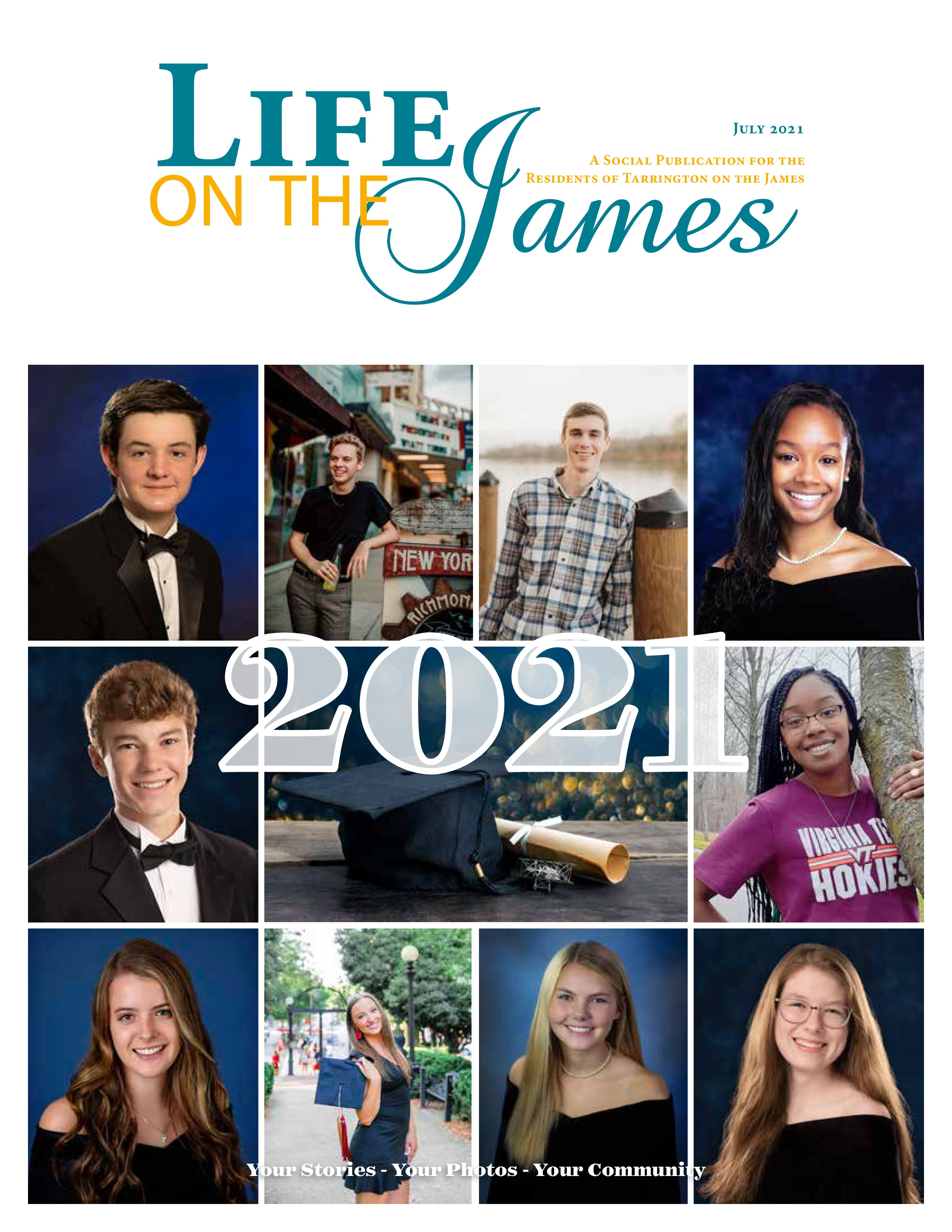 Life on the James 2021-07-01