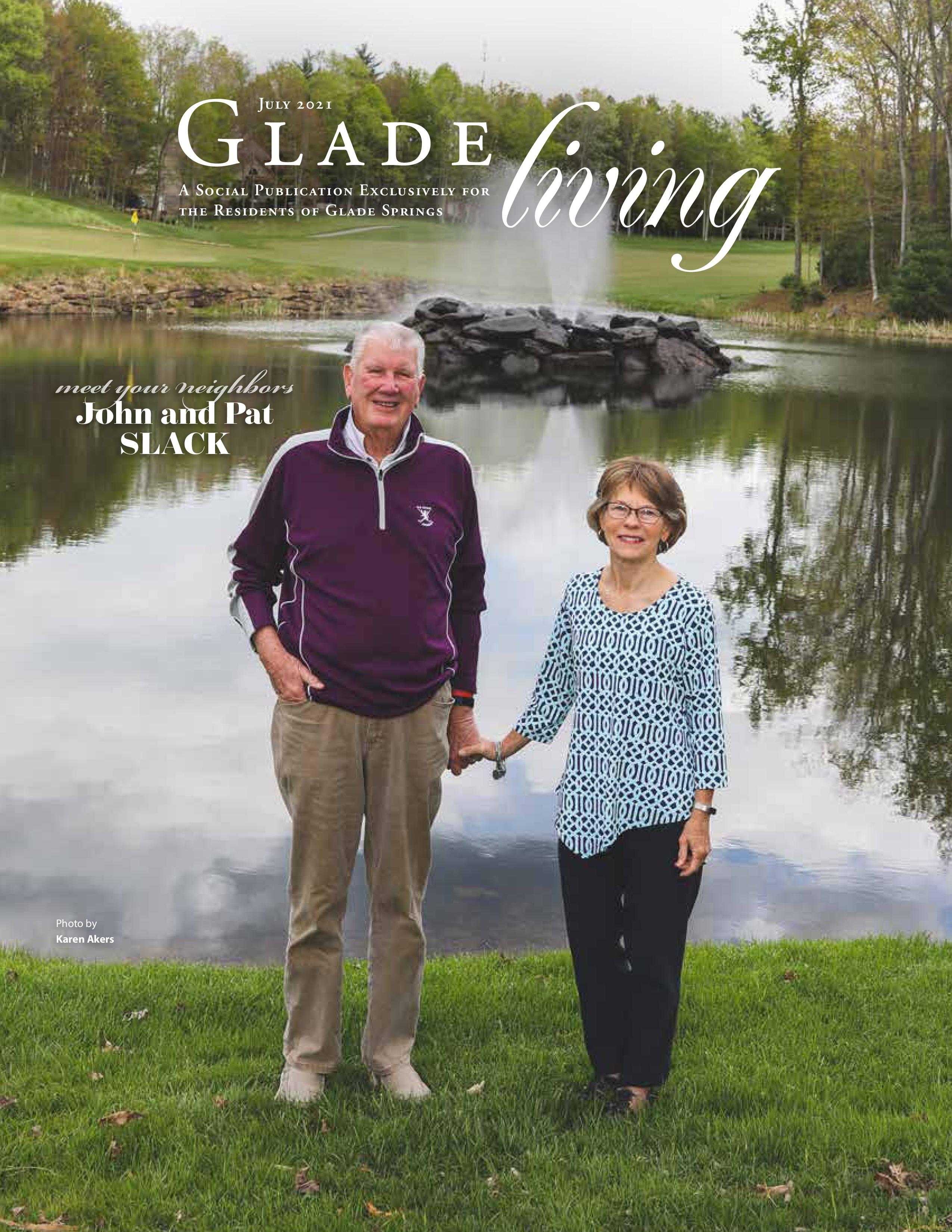 Glade Living 2021-07-01