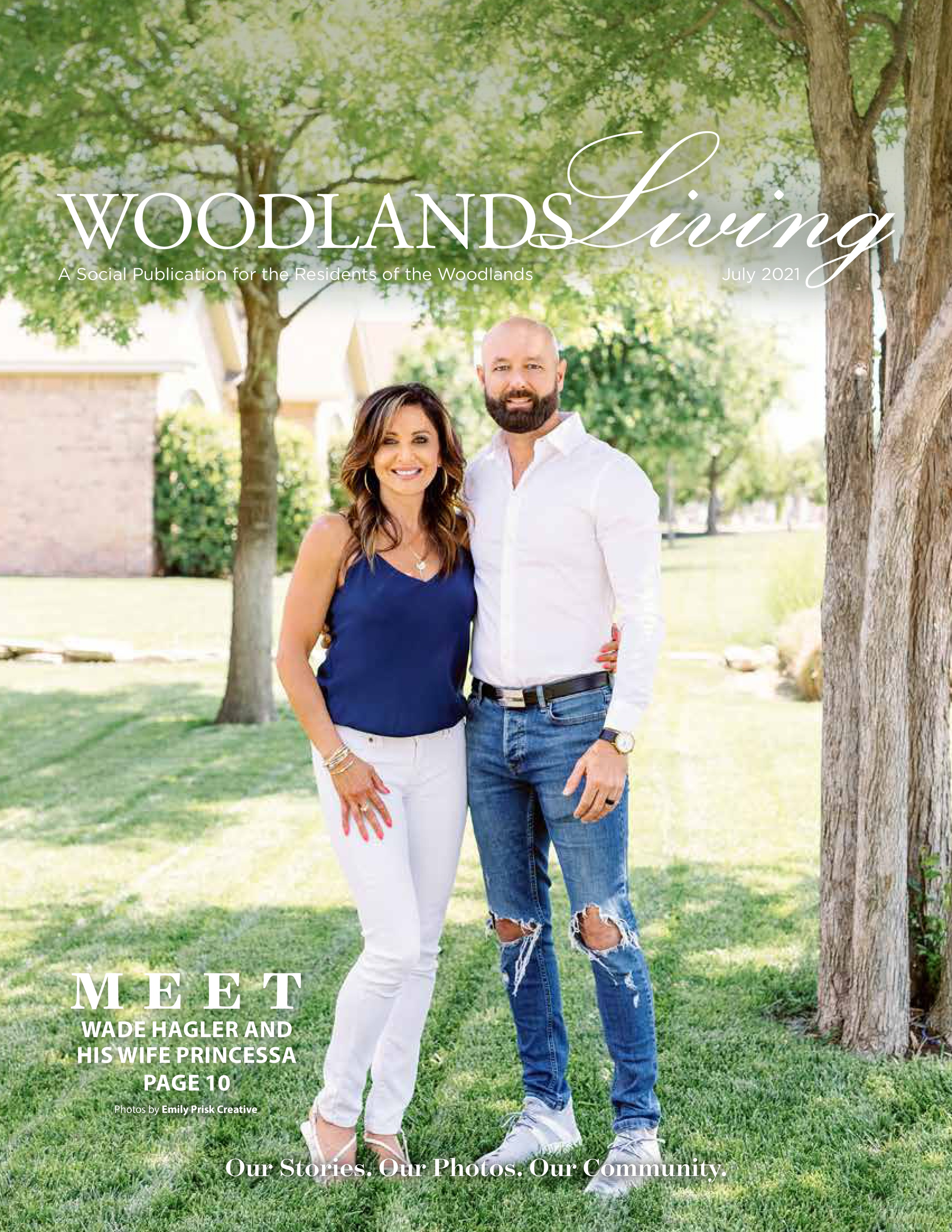Woodlands Living 2021-07-01