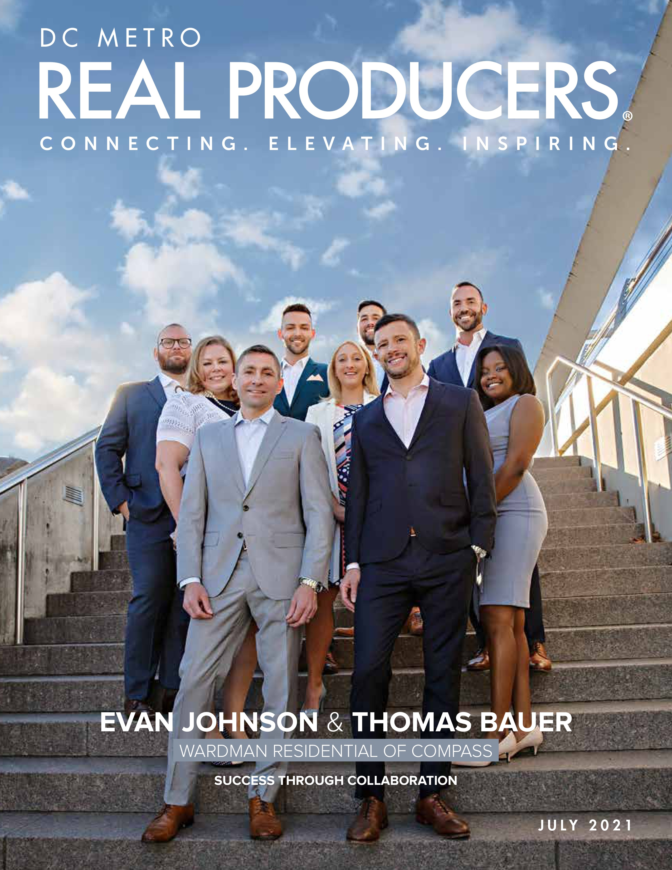 DC Metro Real Producers 2021-07-01