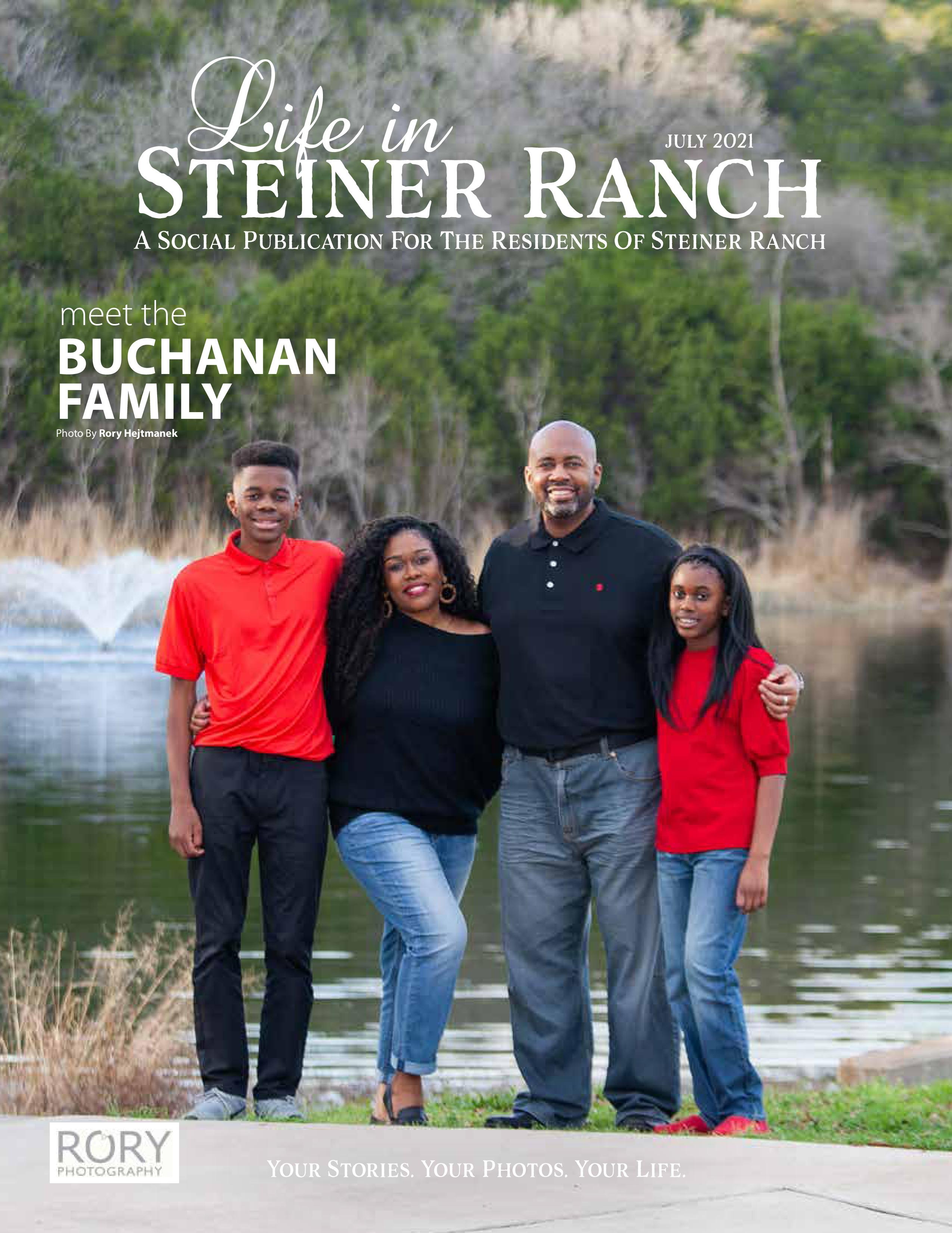 Life in Steiner Ranch 2021-07-01