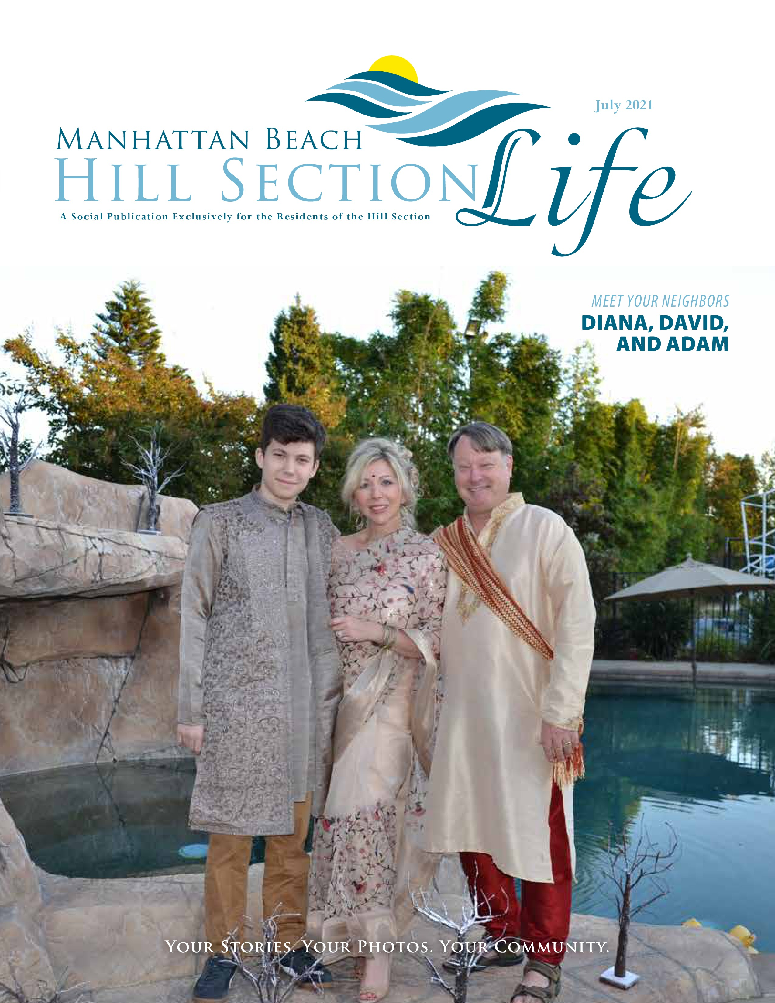 Manhattan Beach Hill Section Life 2021-07-01