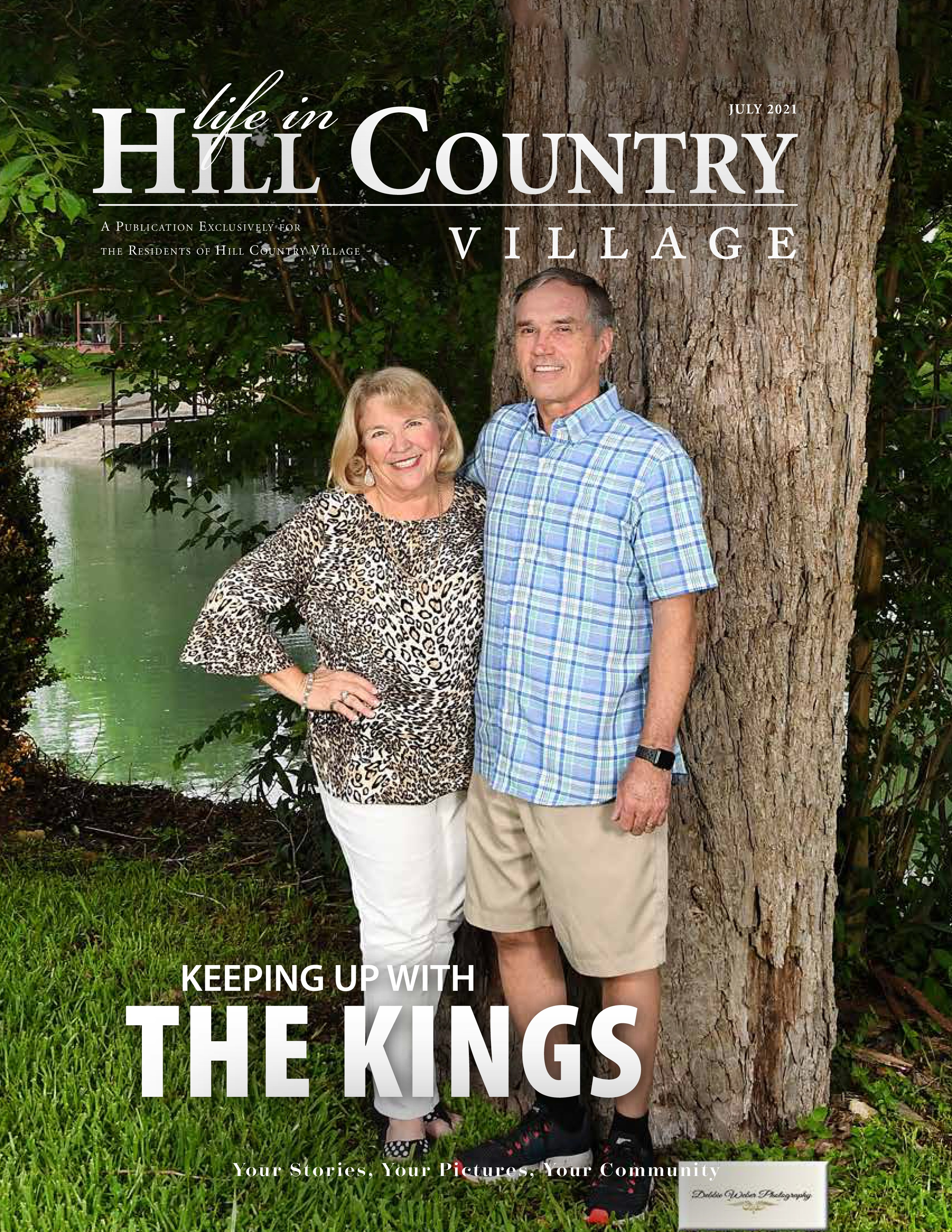 Life in Hill Country Village 2021-07-01