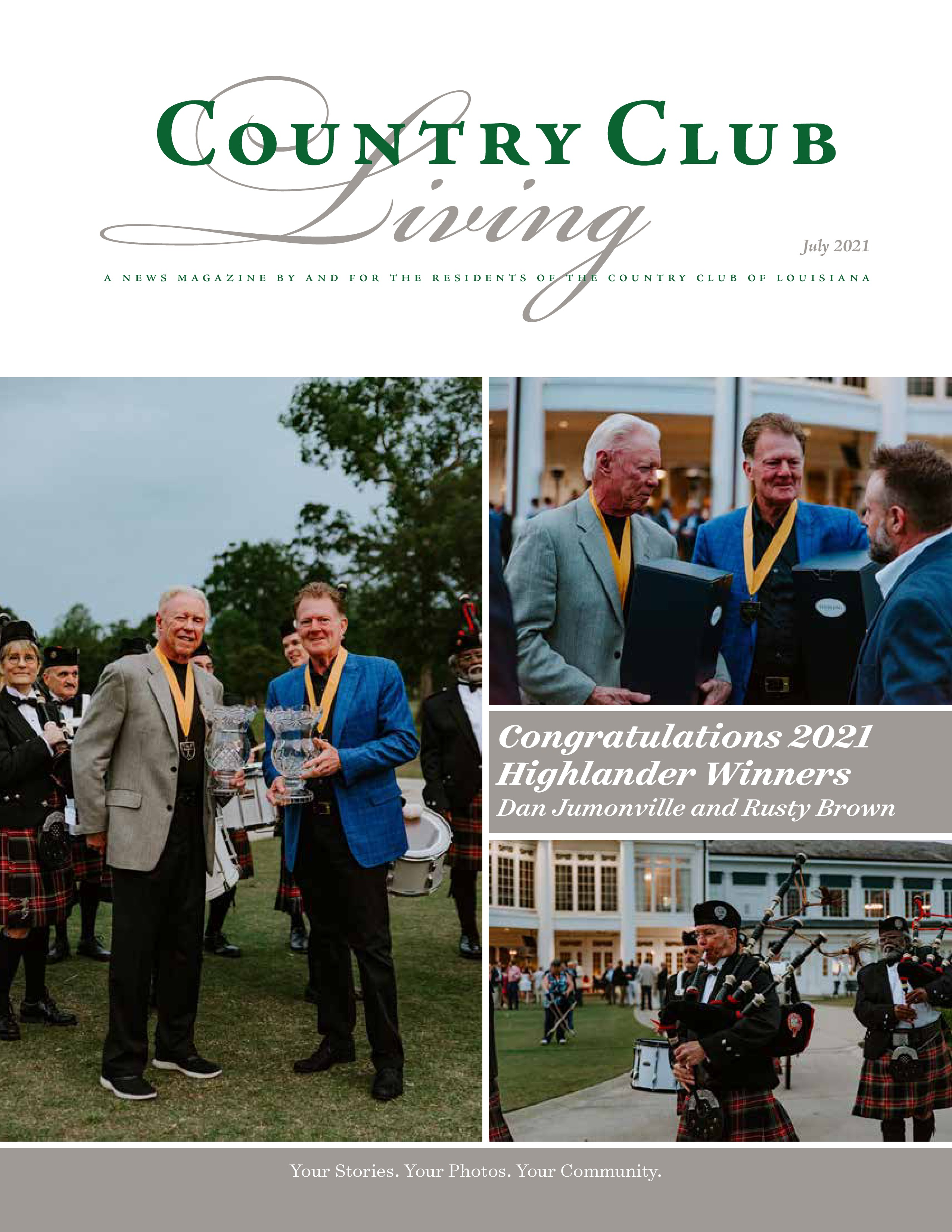 Country Club Living 2021-07-01