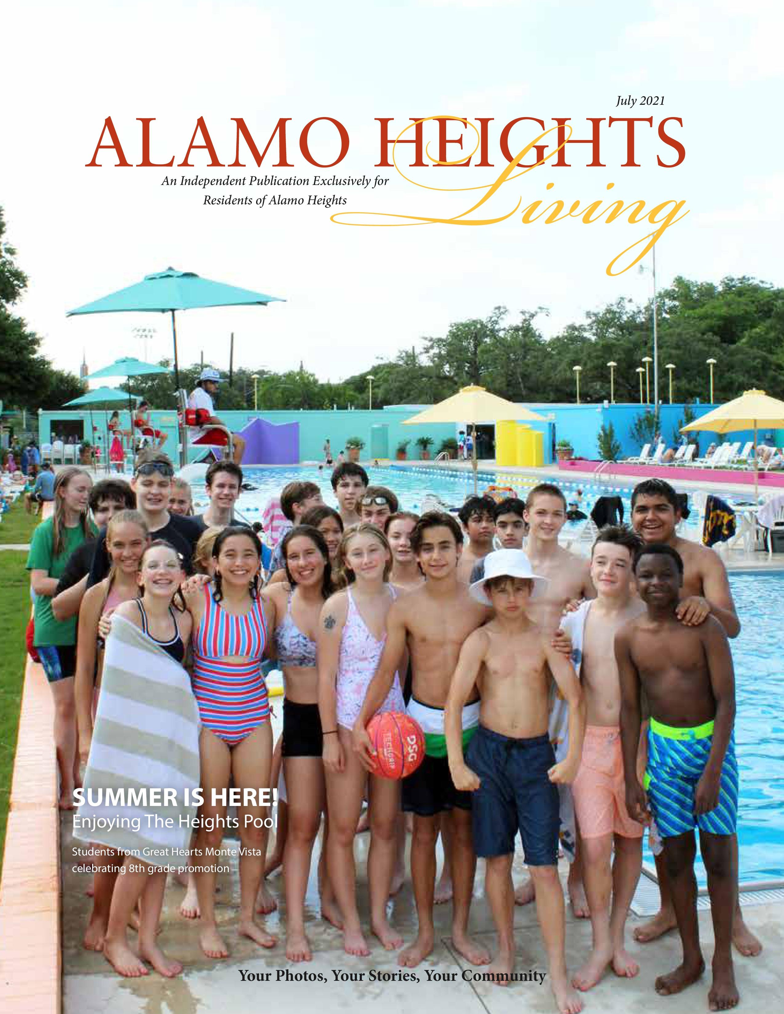 Alamo Heights Living 2021-07-01