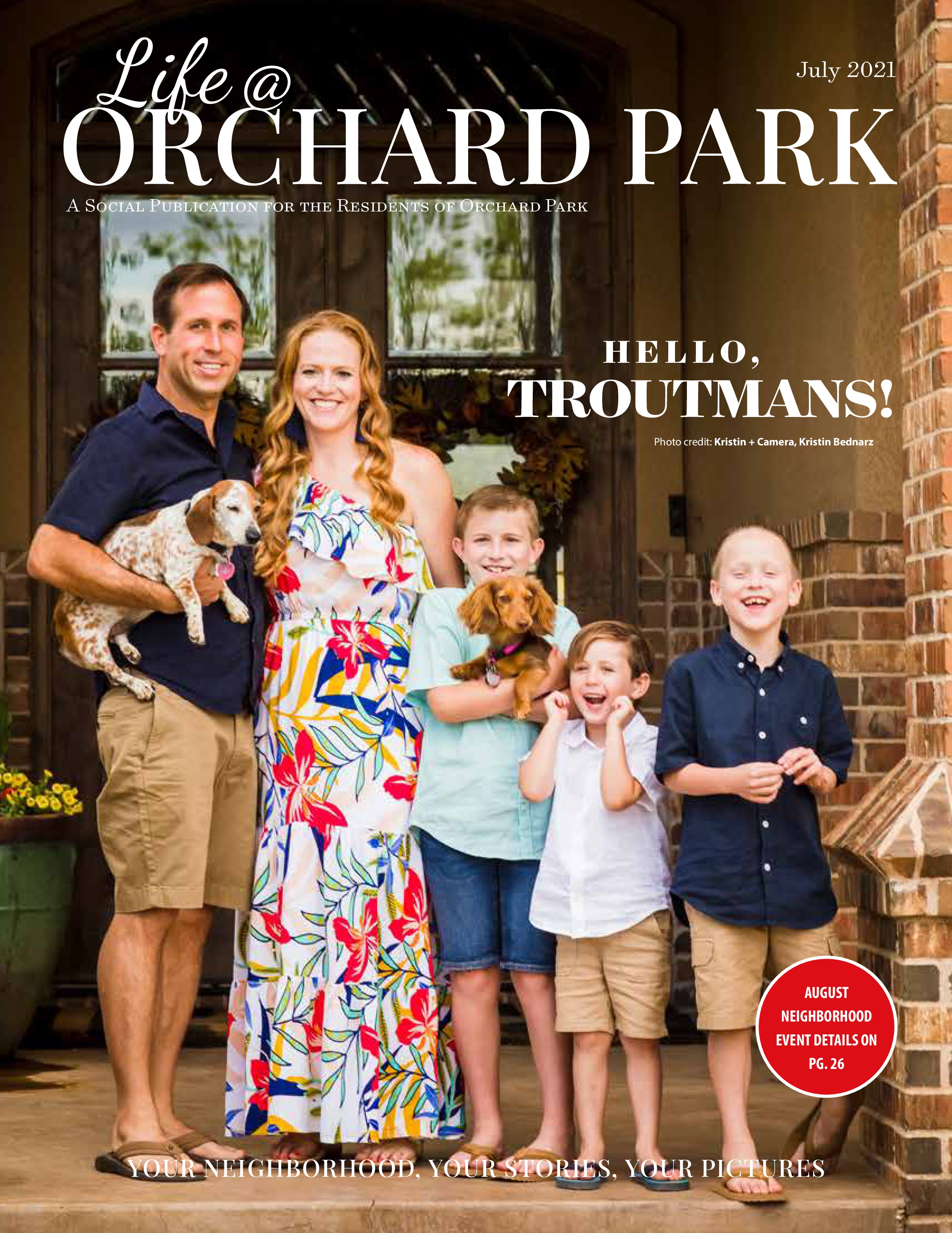 Life @ Orchard Park 2021-07-01
