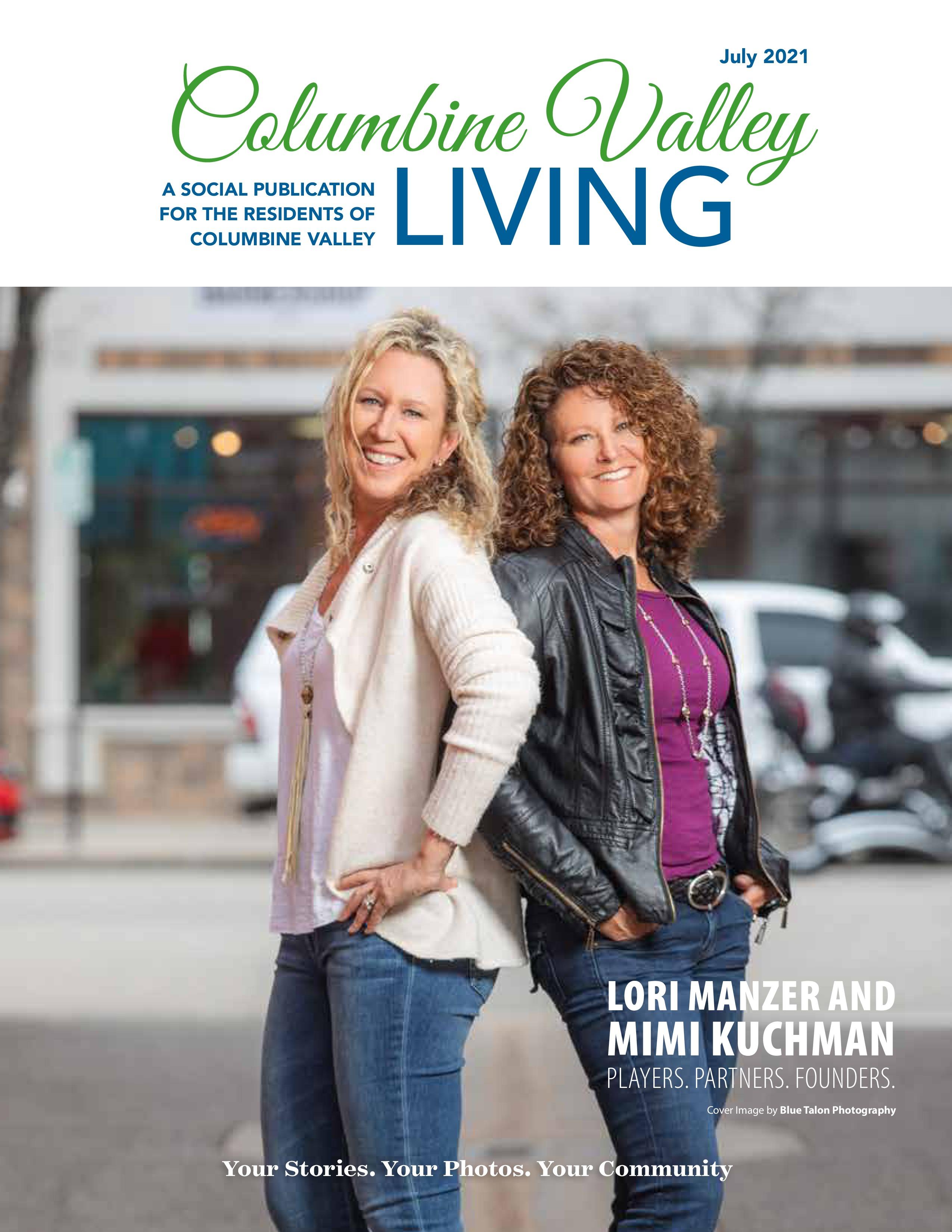 Columbine Valley Living 2021-07-01