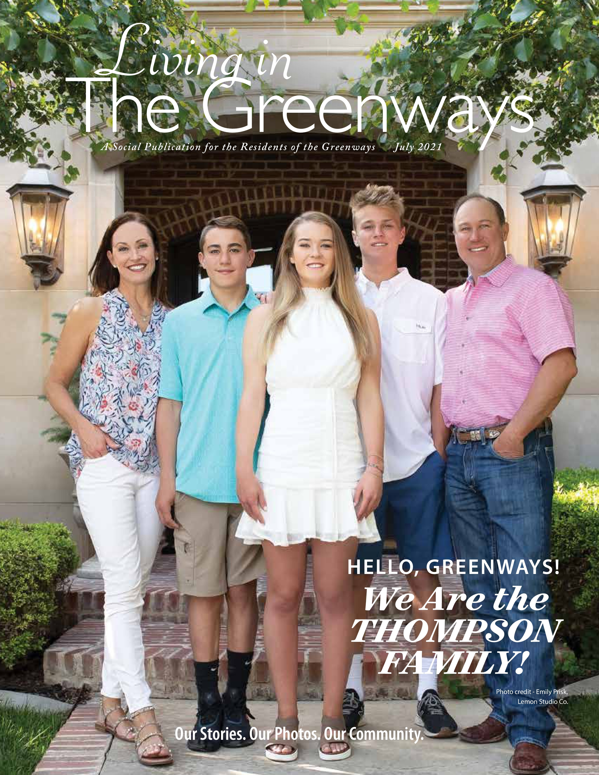 Living in The Greenways 2021-07-01