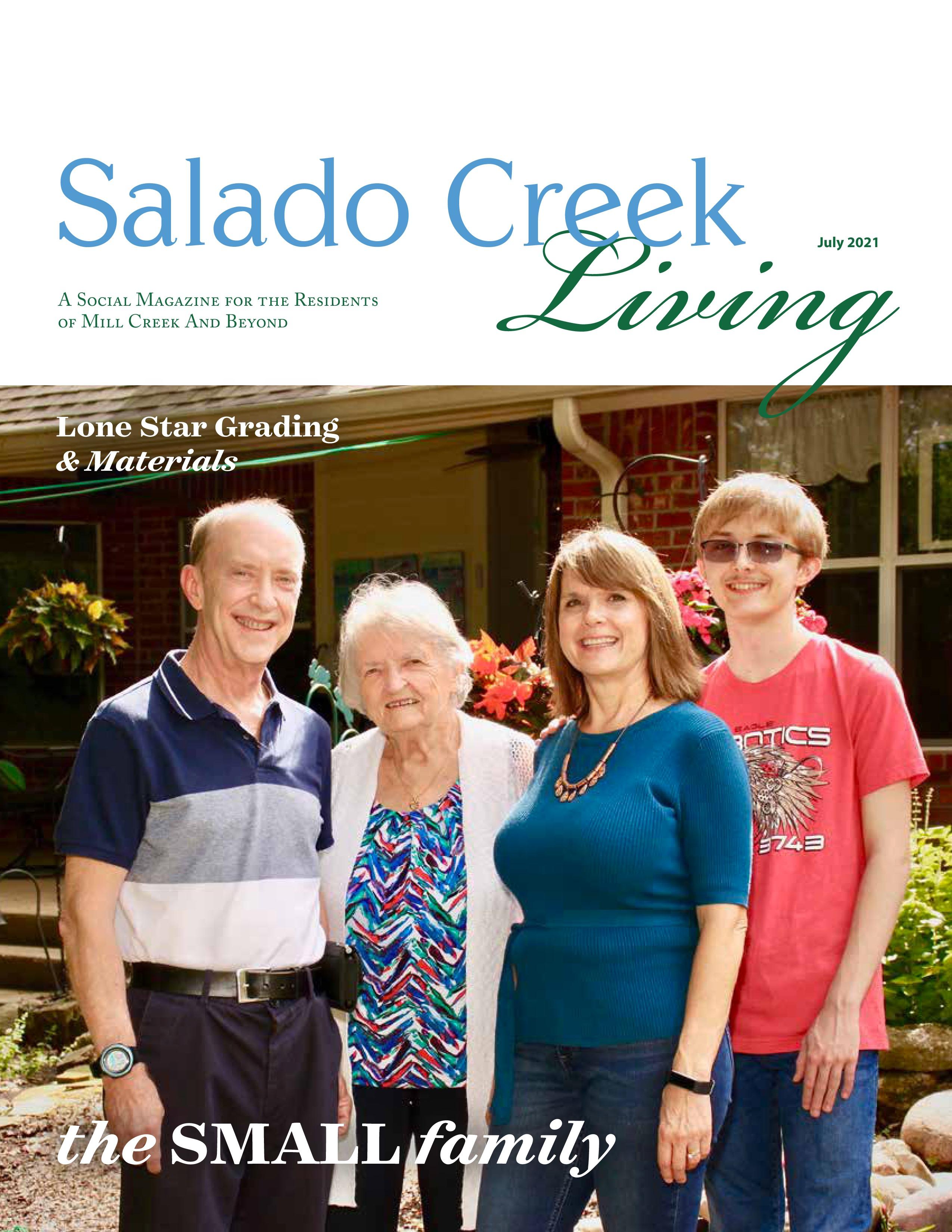 Salado Creek Living 2021-07-01