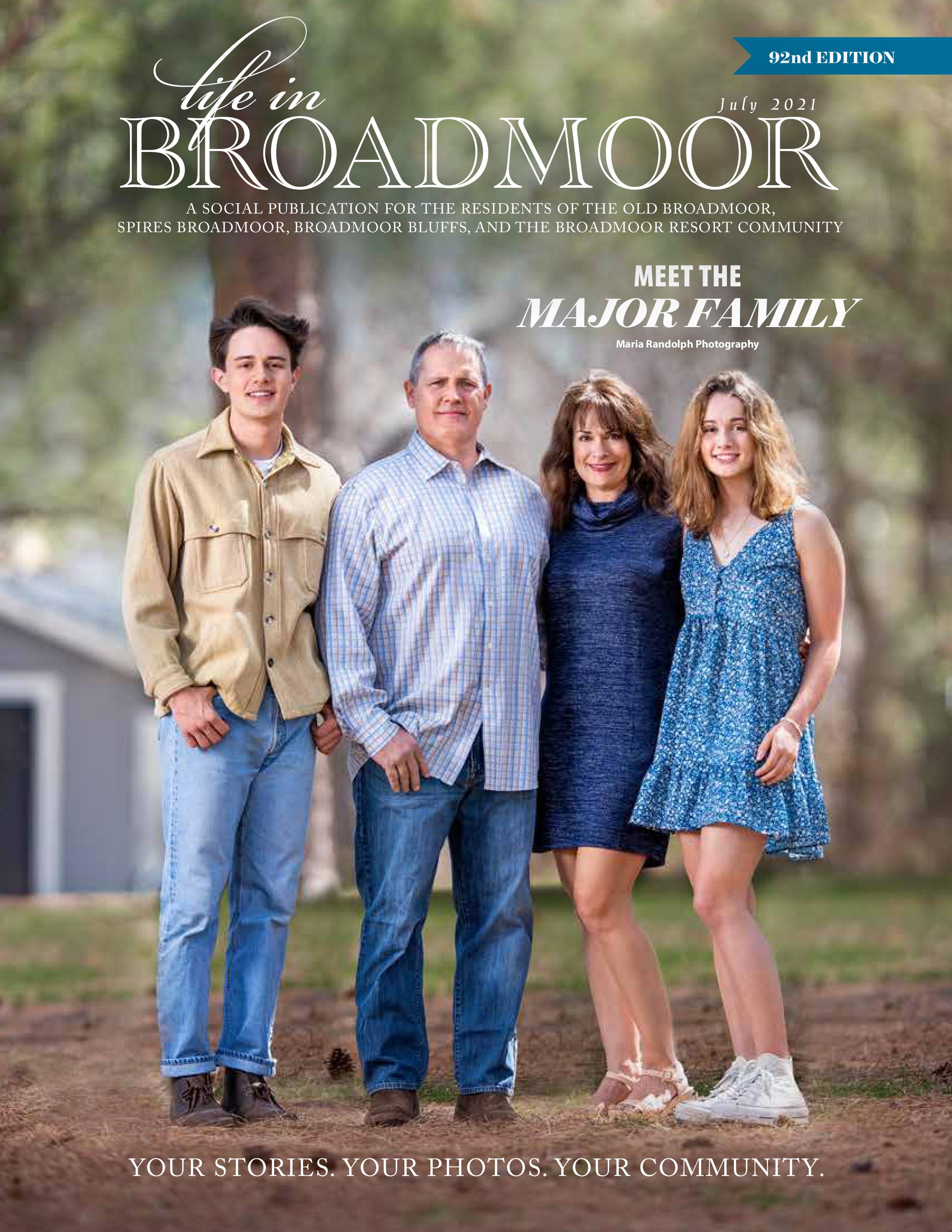 Life in Broadmoor 2021-07-01