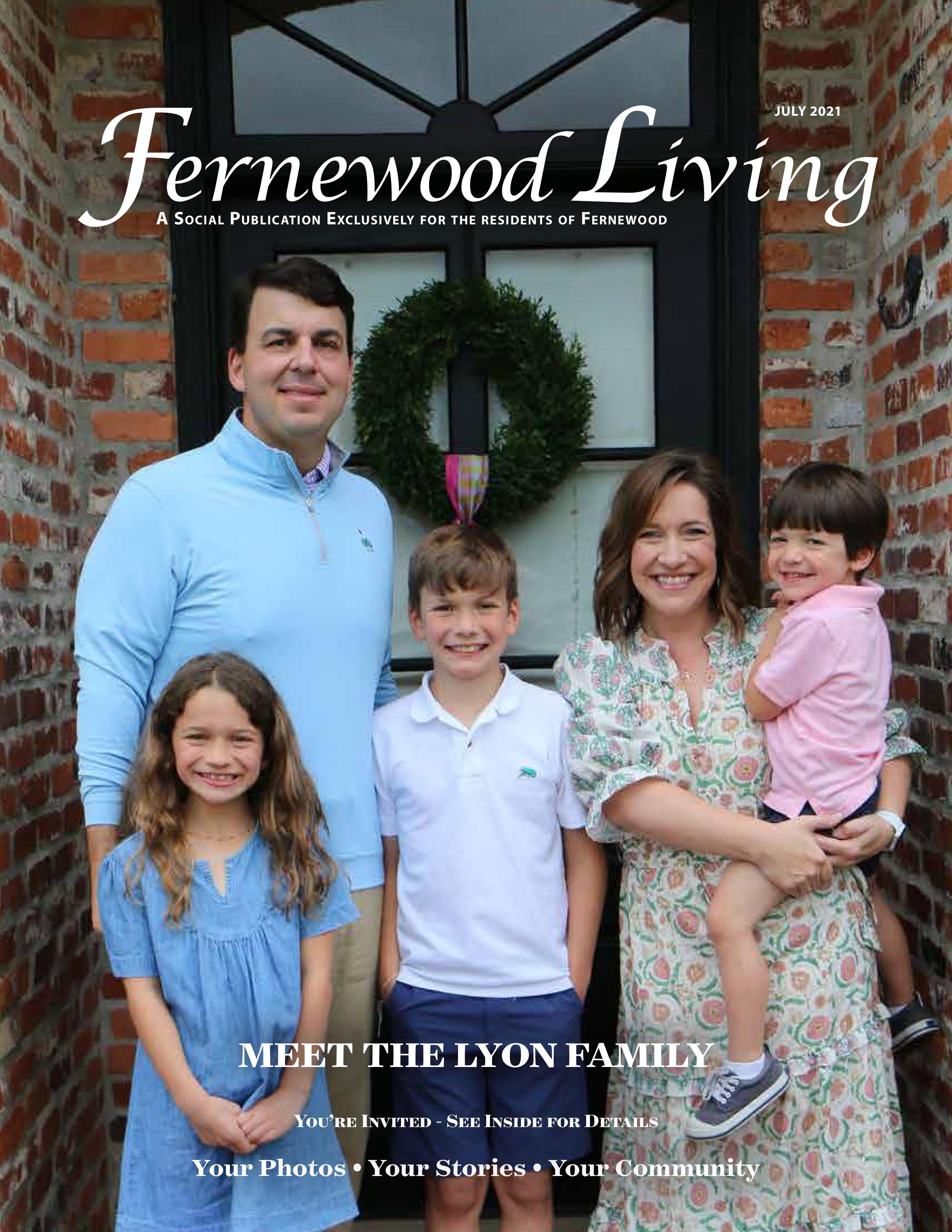 Fernewood Living 2021-07-01