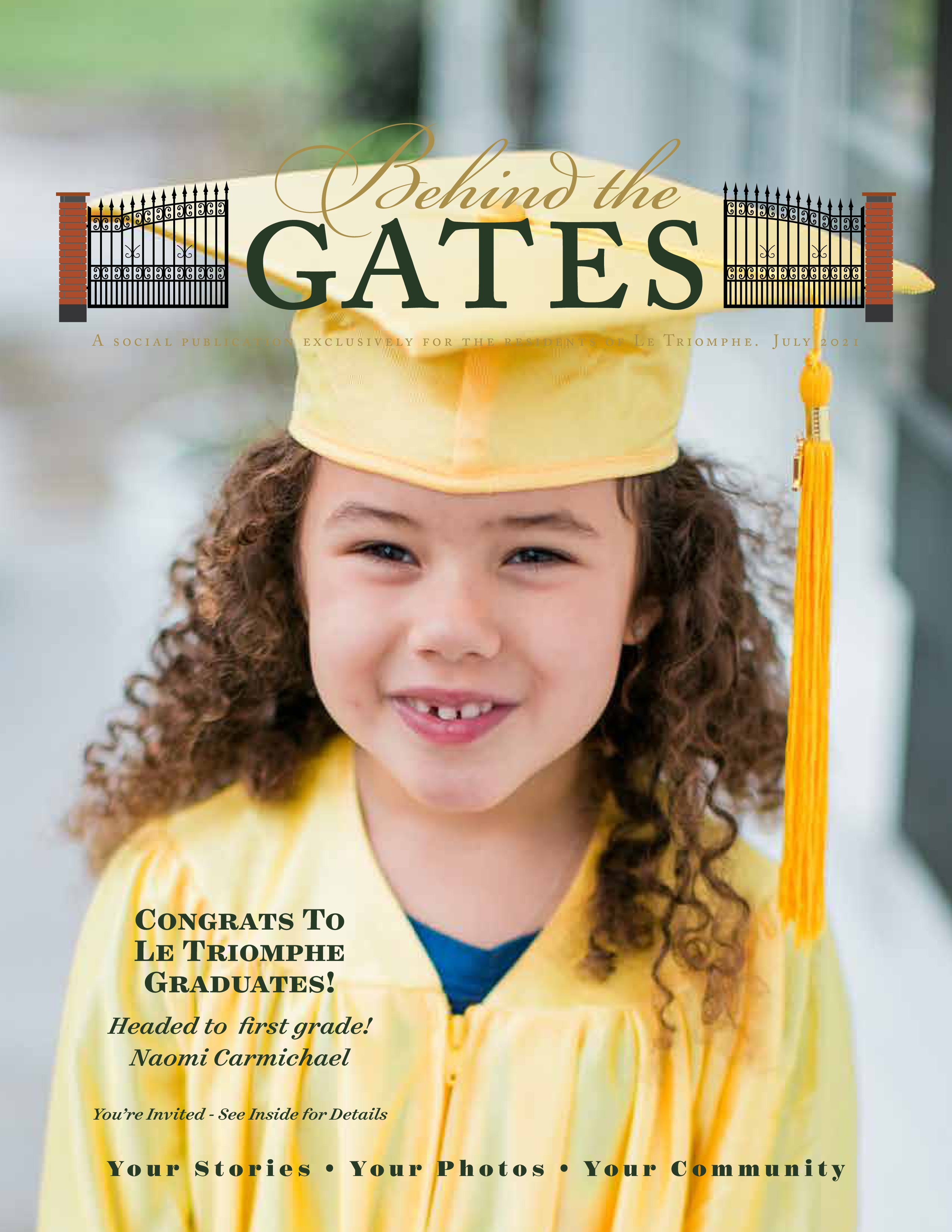 Behind the Gates 2021-07-01