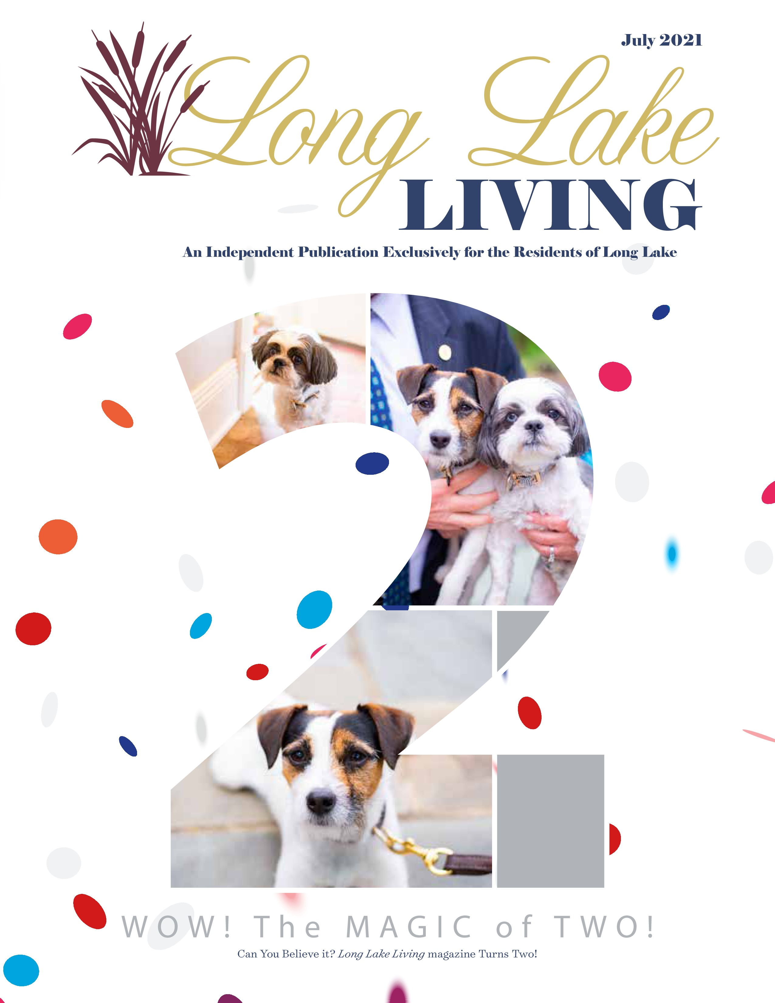 Long Lake Living 2021-07-01