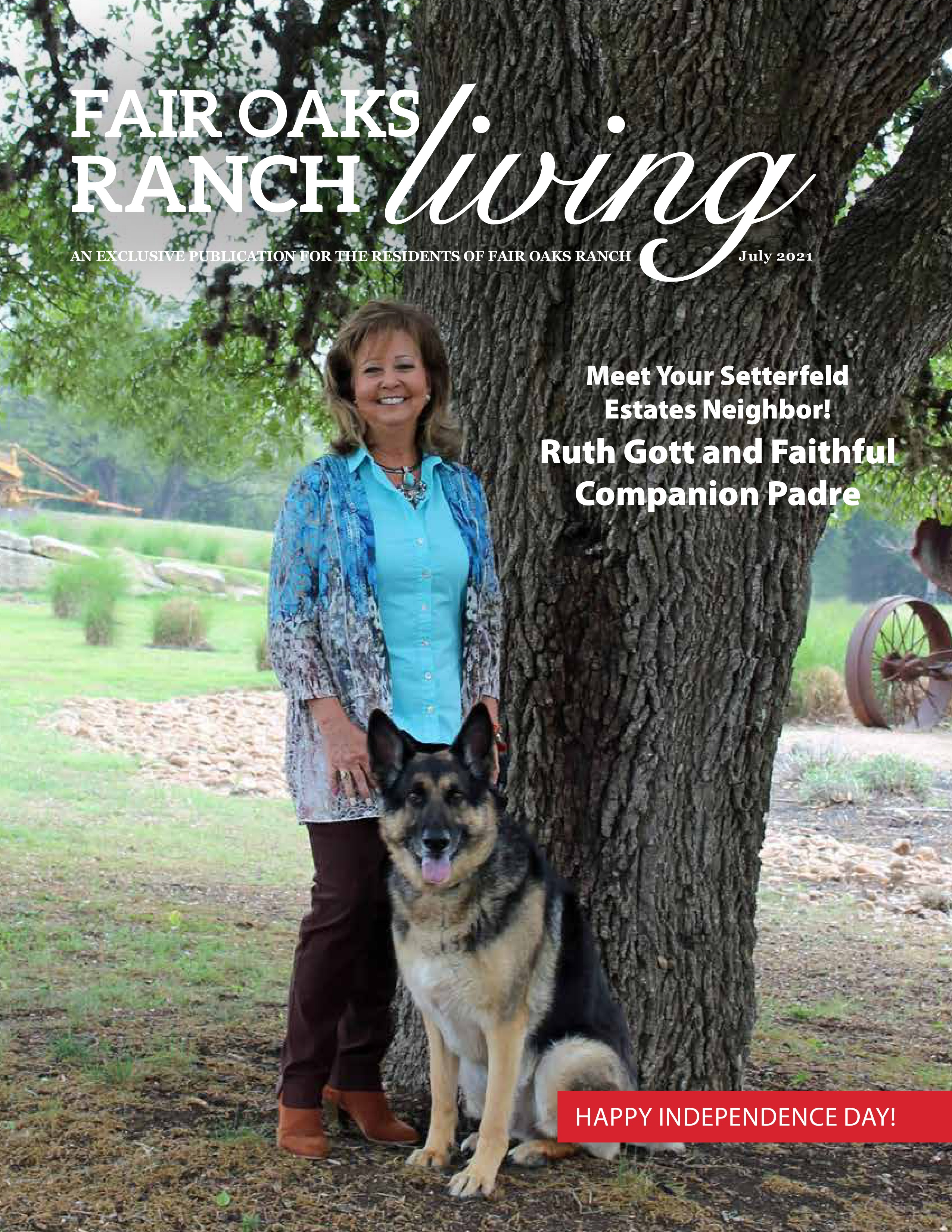 Fair Oaks Ranch Living 2021-07-01