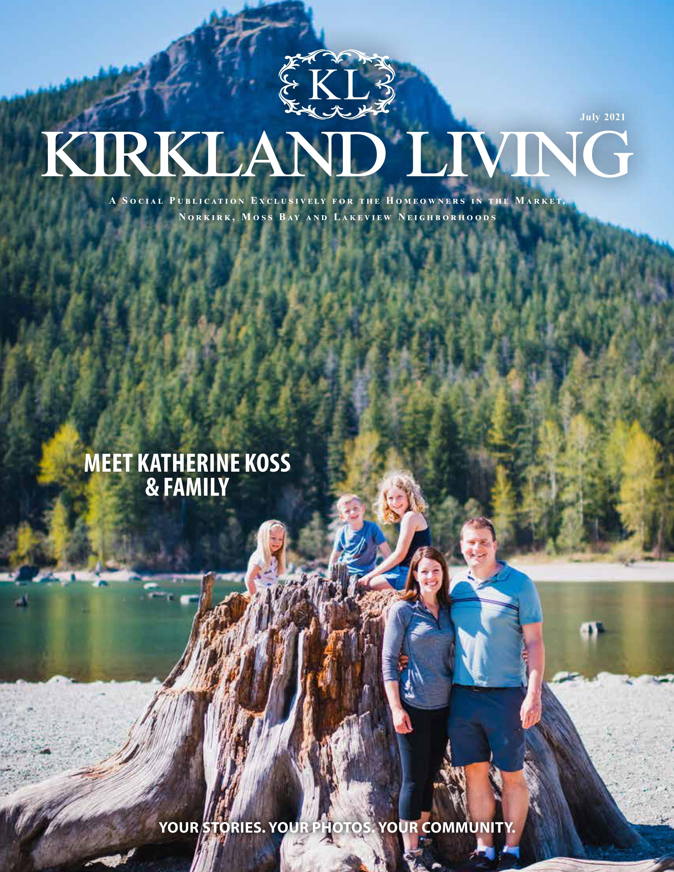 Kirkland Living 2021-07-01
