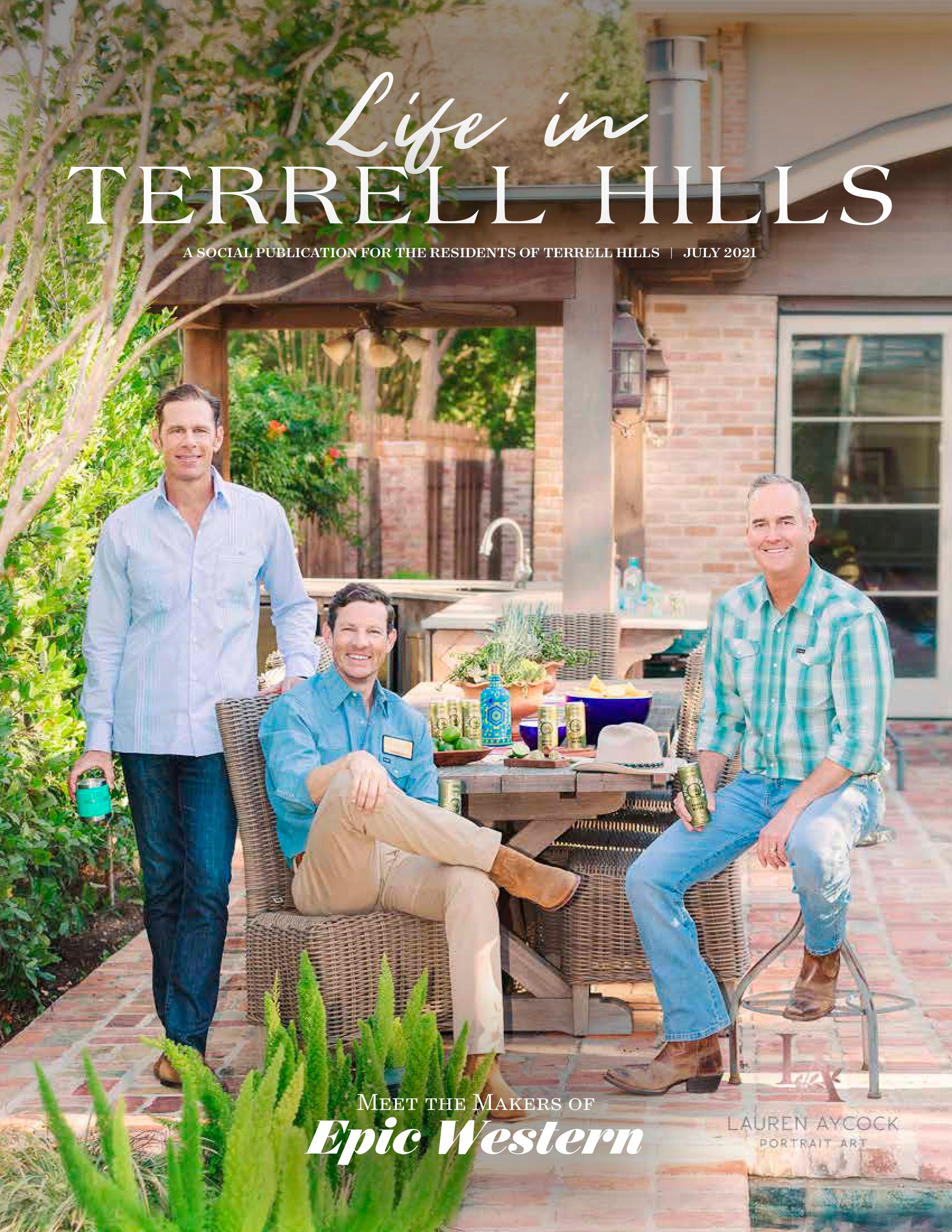 Life in Terrell Hills 2021-07-01