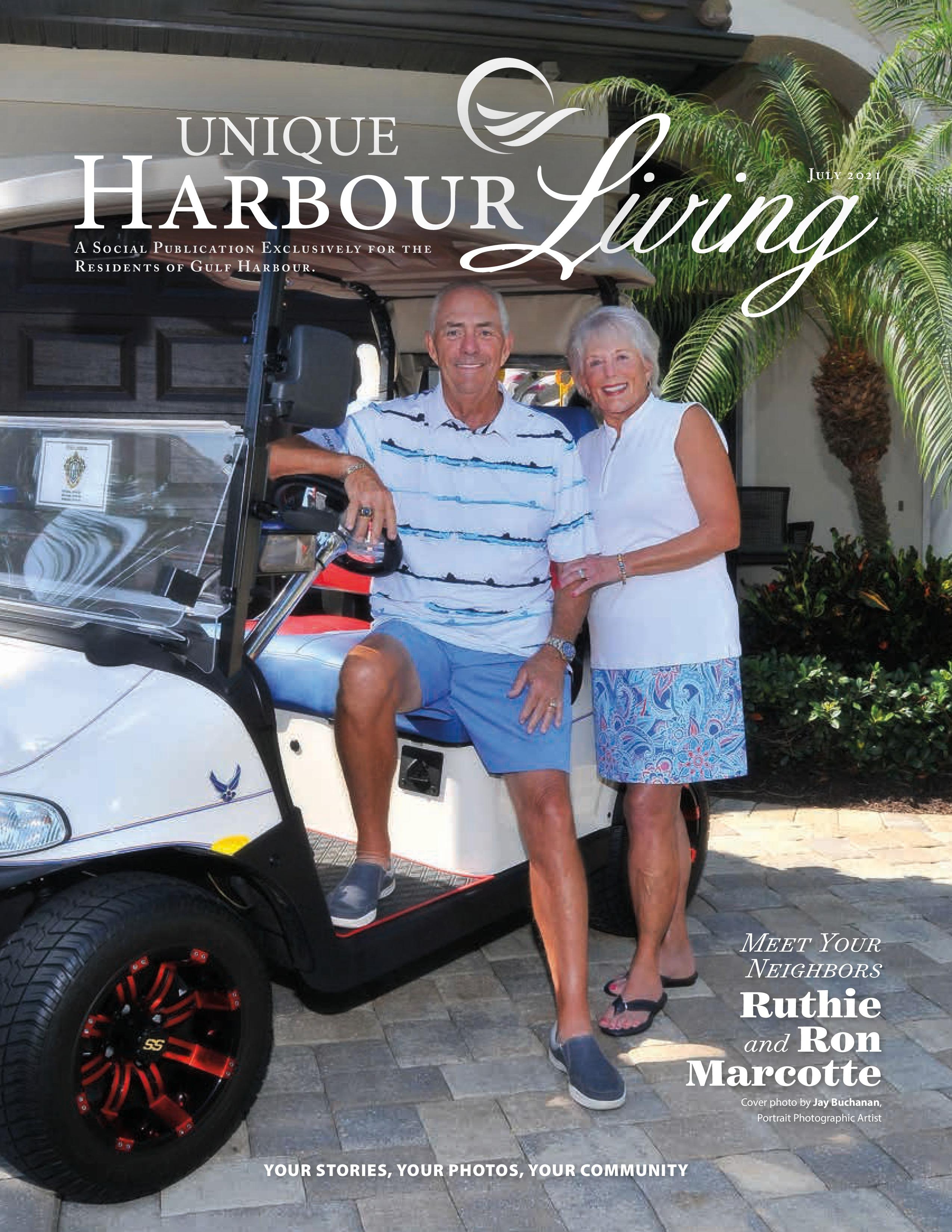 Unique Harbour Living 2021-07-01