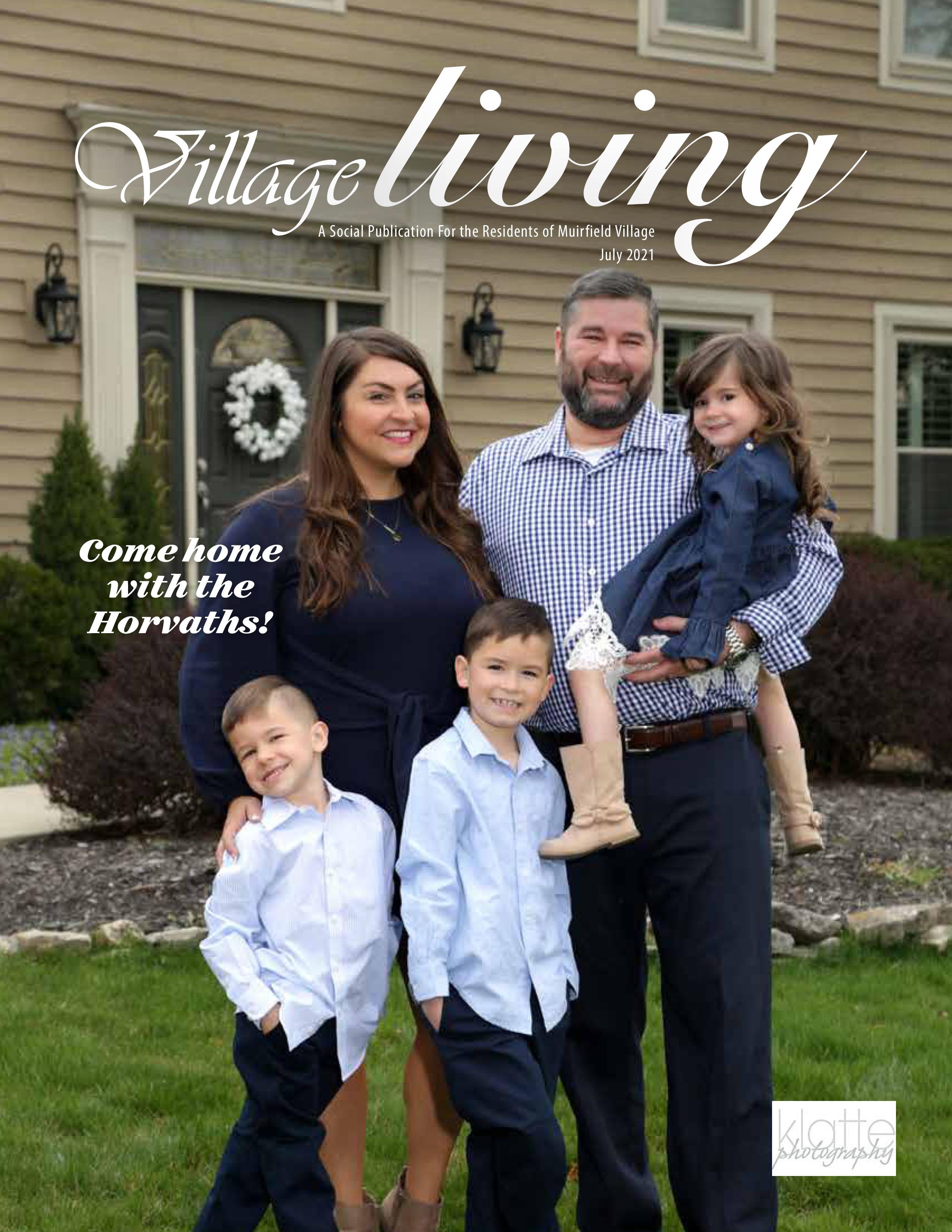 Village Living 2021-07-01