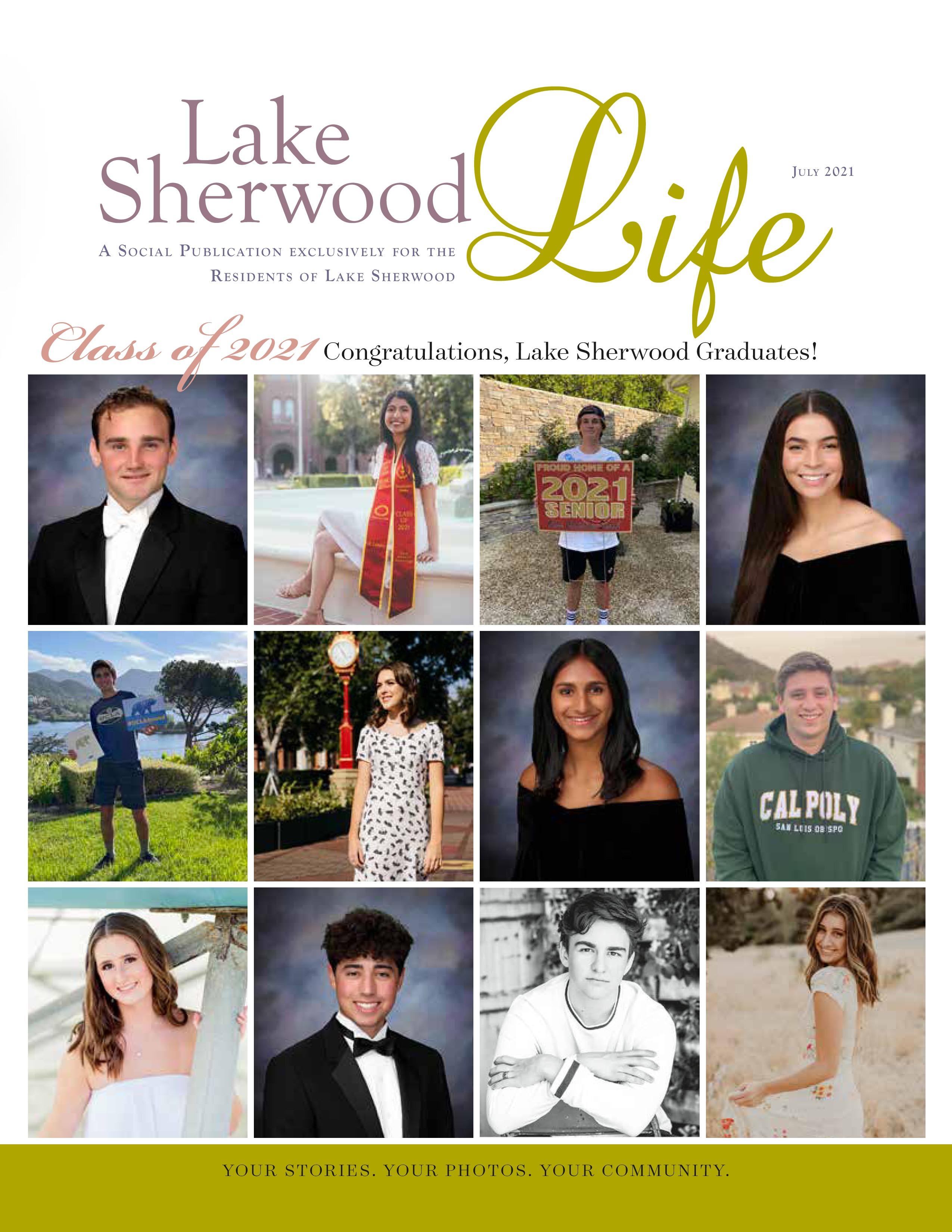 Lake Sherwood Life 2021-07-01
