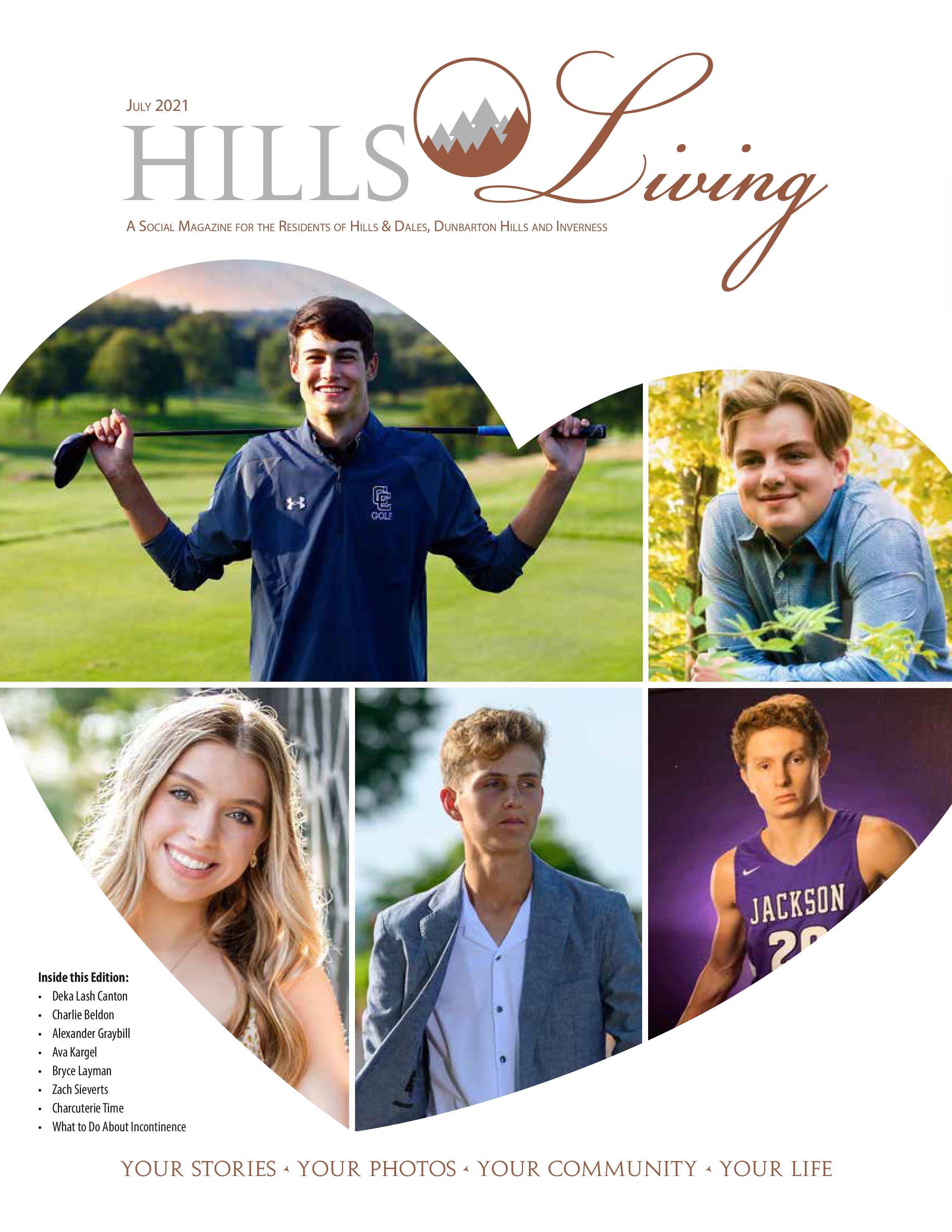 Hills Living 2021-07-01