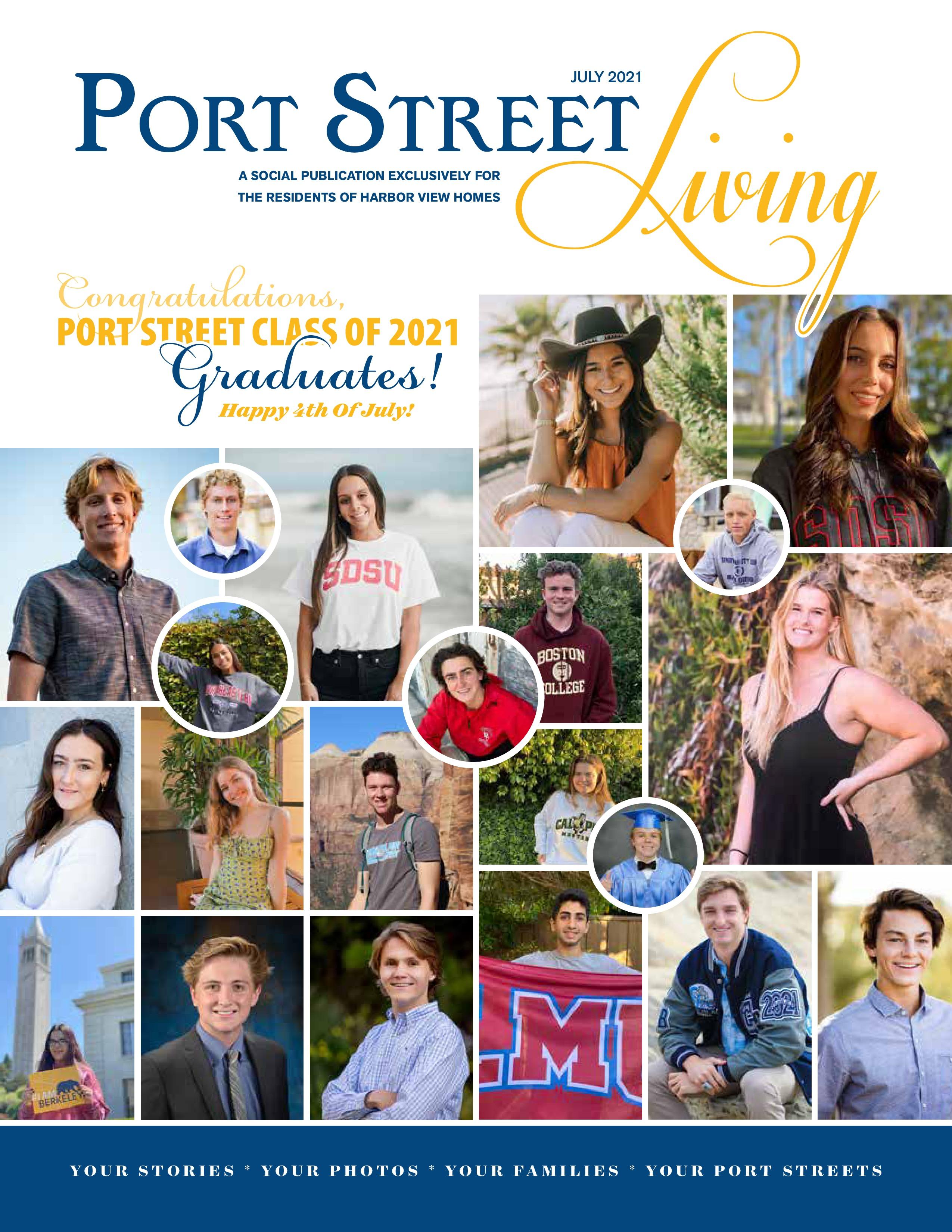 Port Street Living 2021-07-01