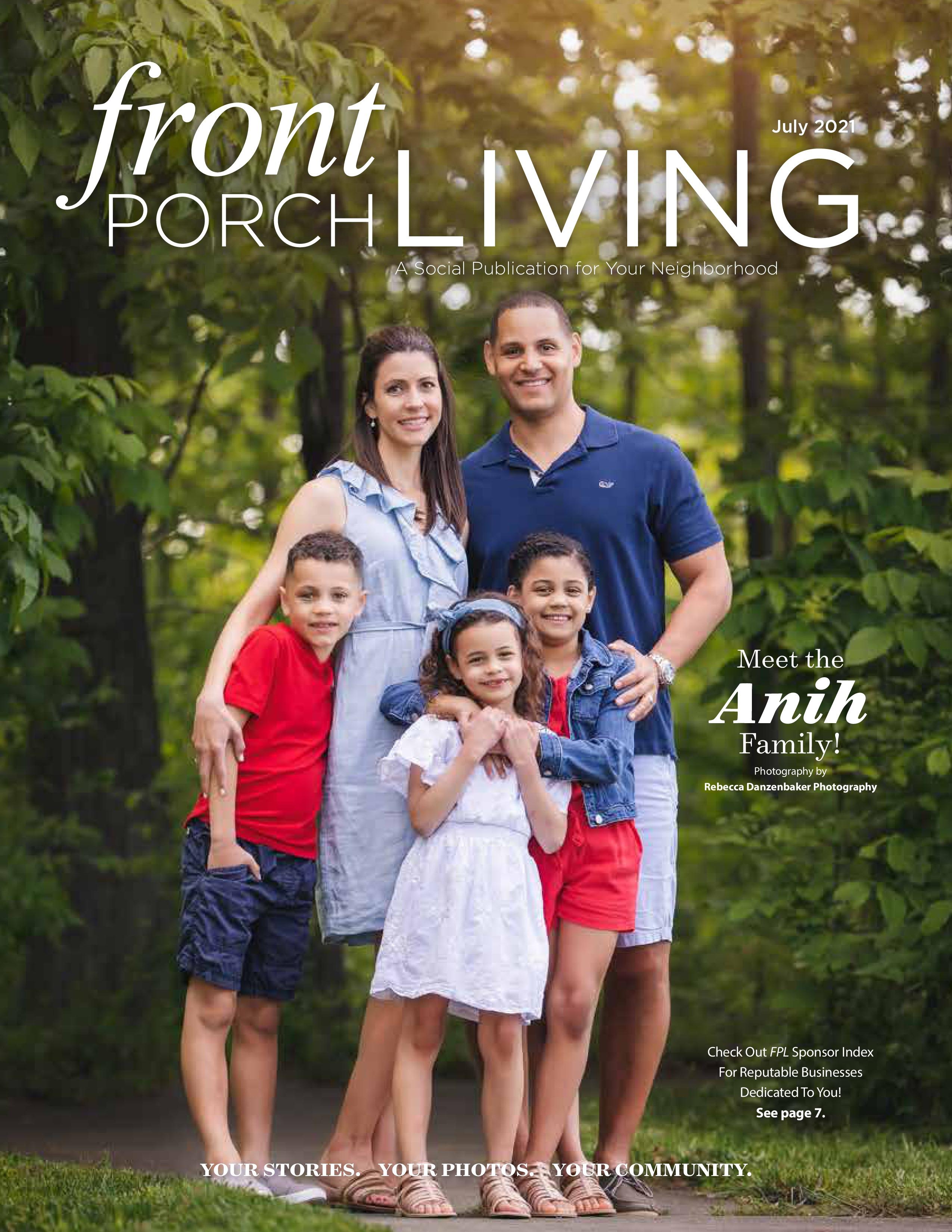 Front Porch Living 2021-07-01