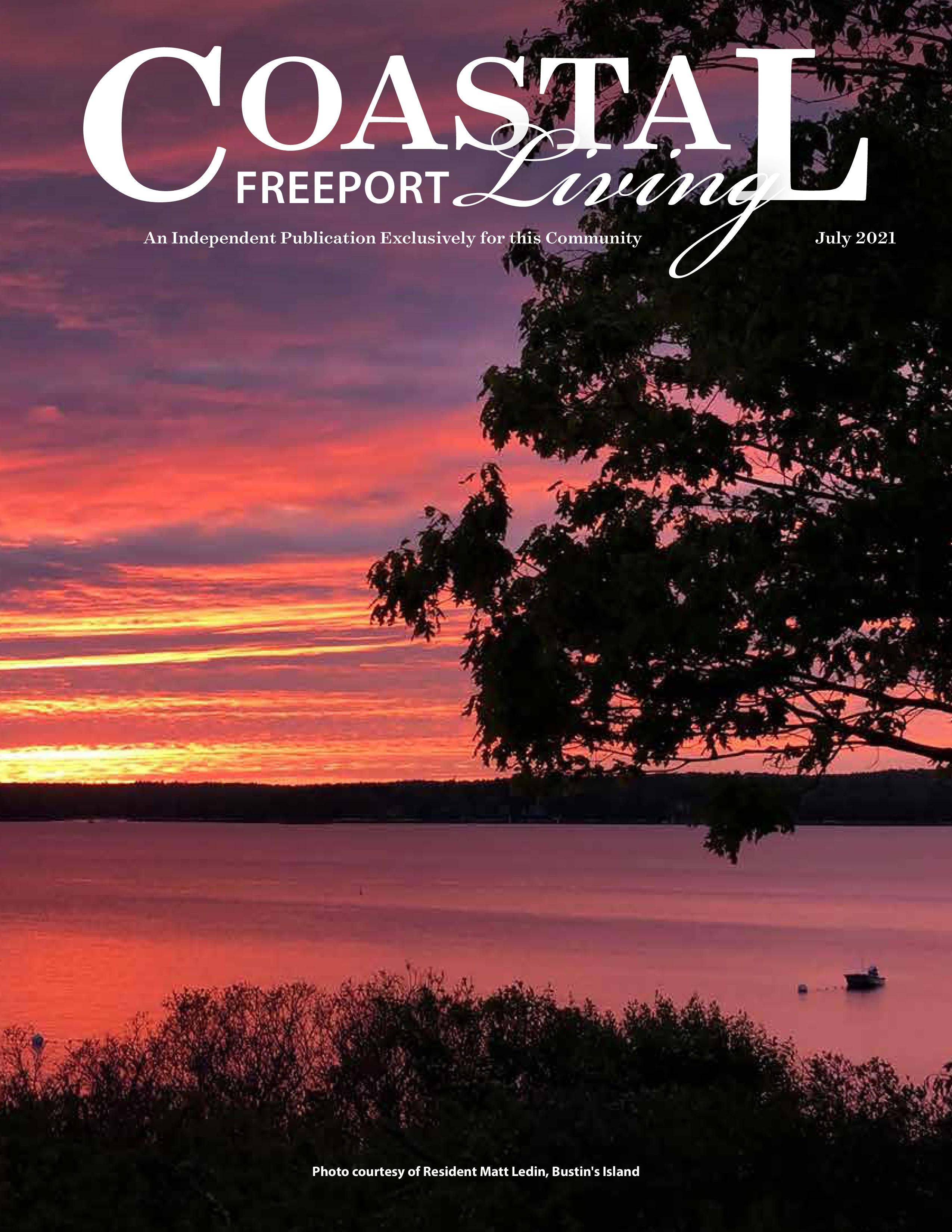 Coastal Freeport Living 2021-07-01