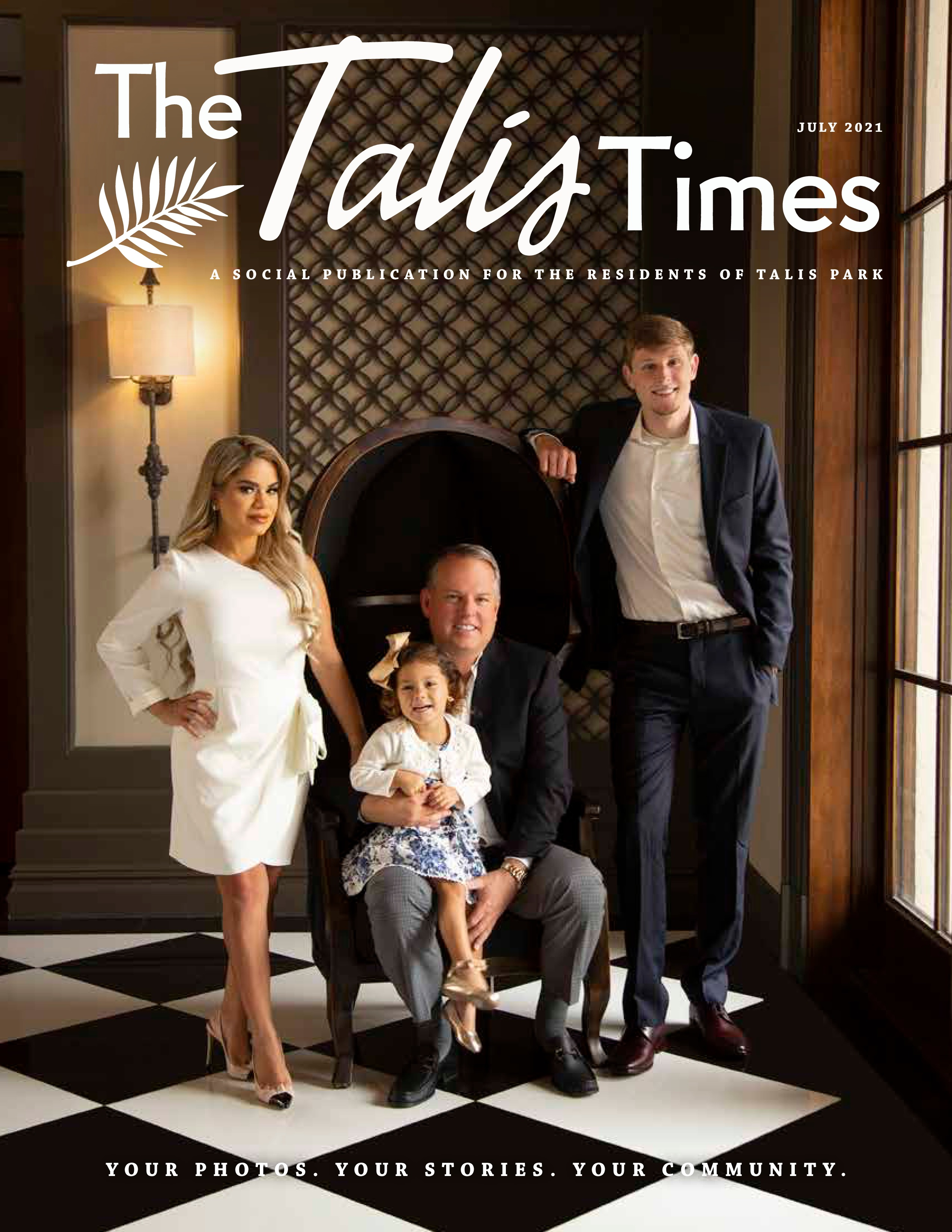 The Talis Times 2021-07-01