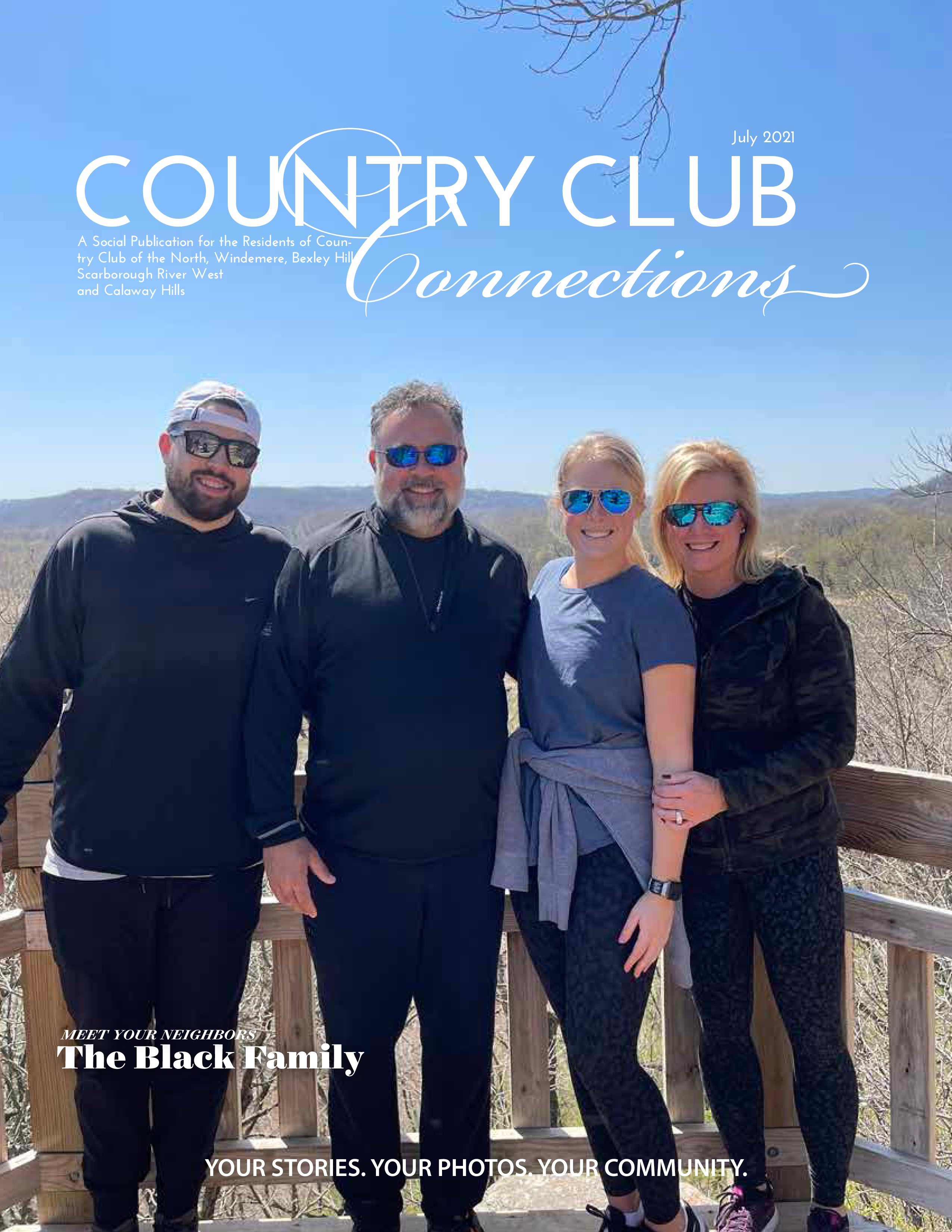 Country Club Connections 2021-07-01