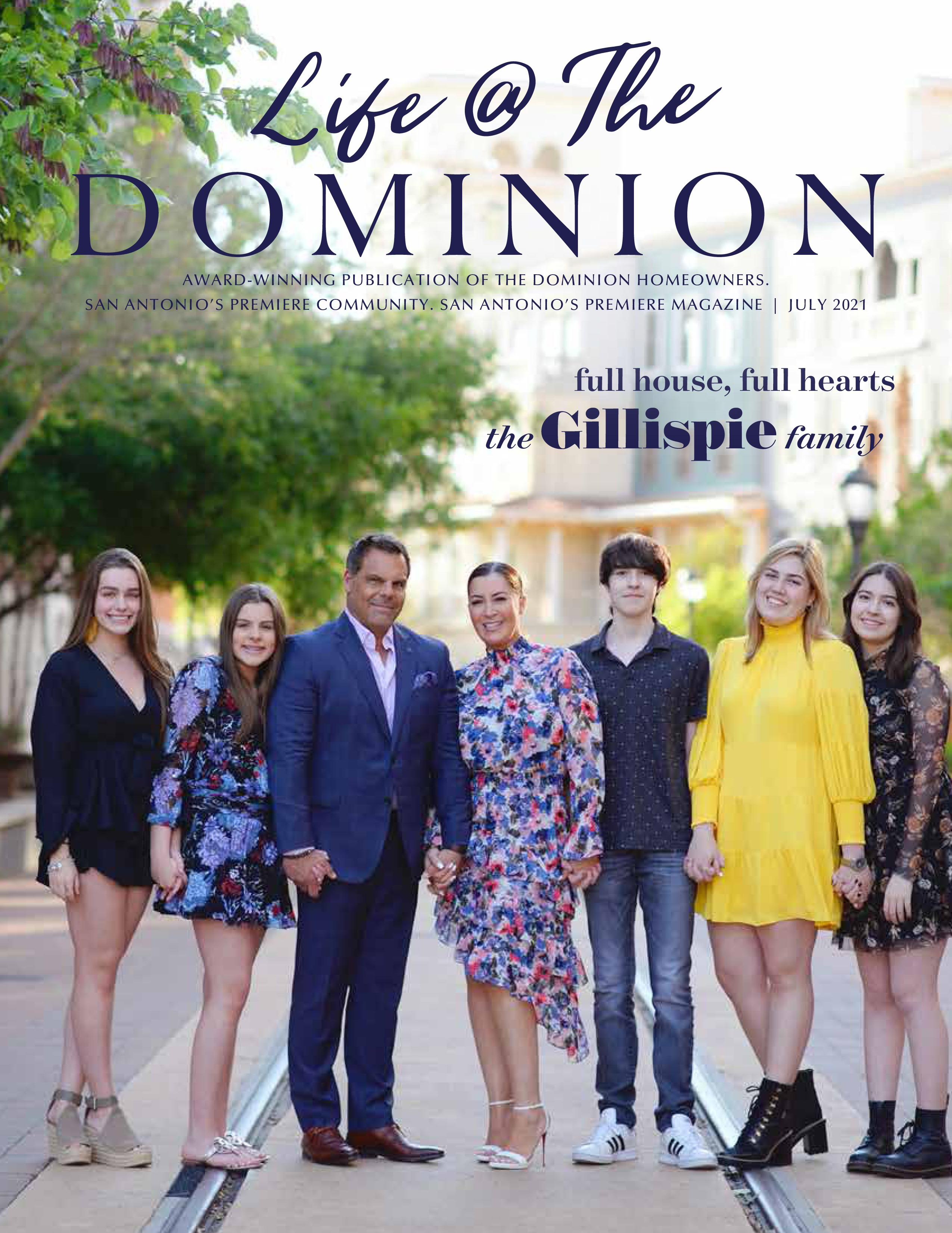 Life at The Dominion 2021-07-01