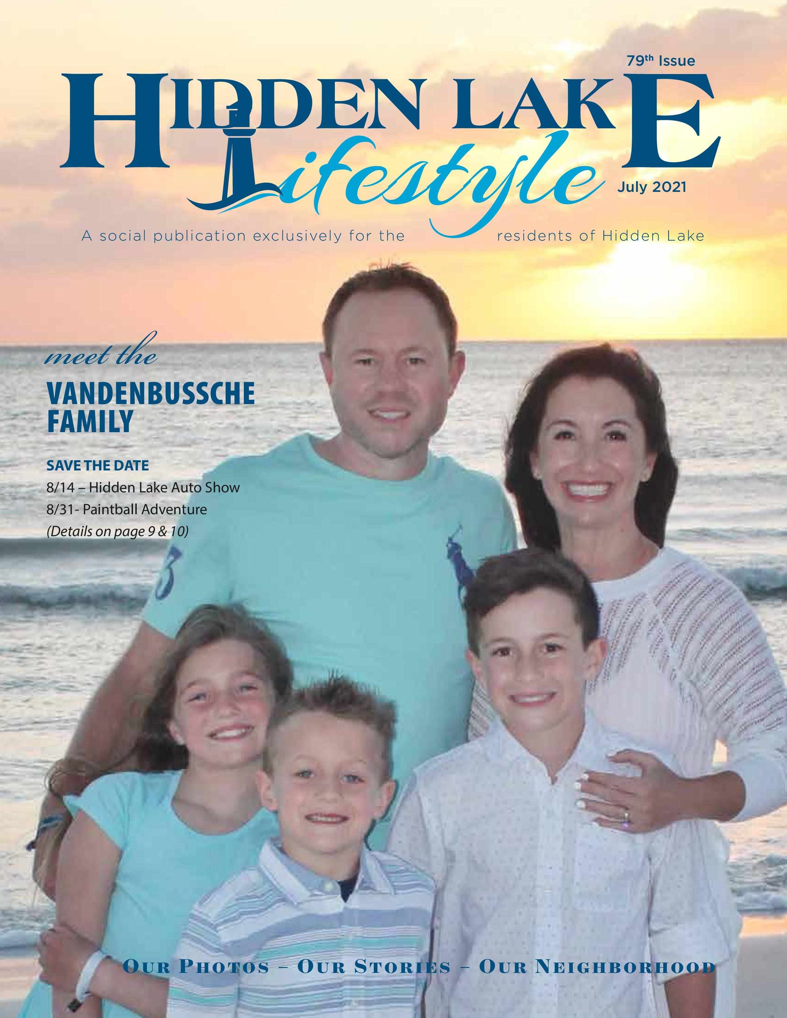 Hidden Lake Lifestyle 2021-07-01