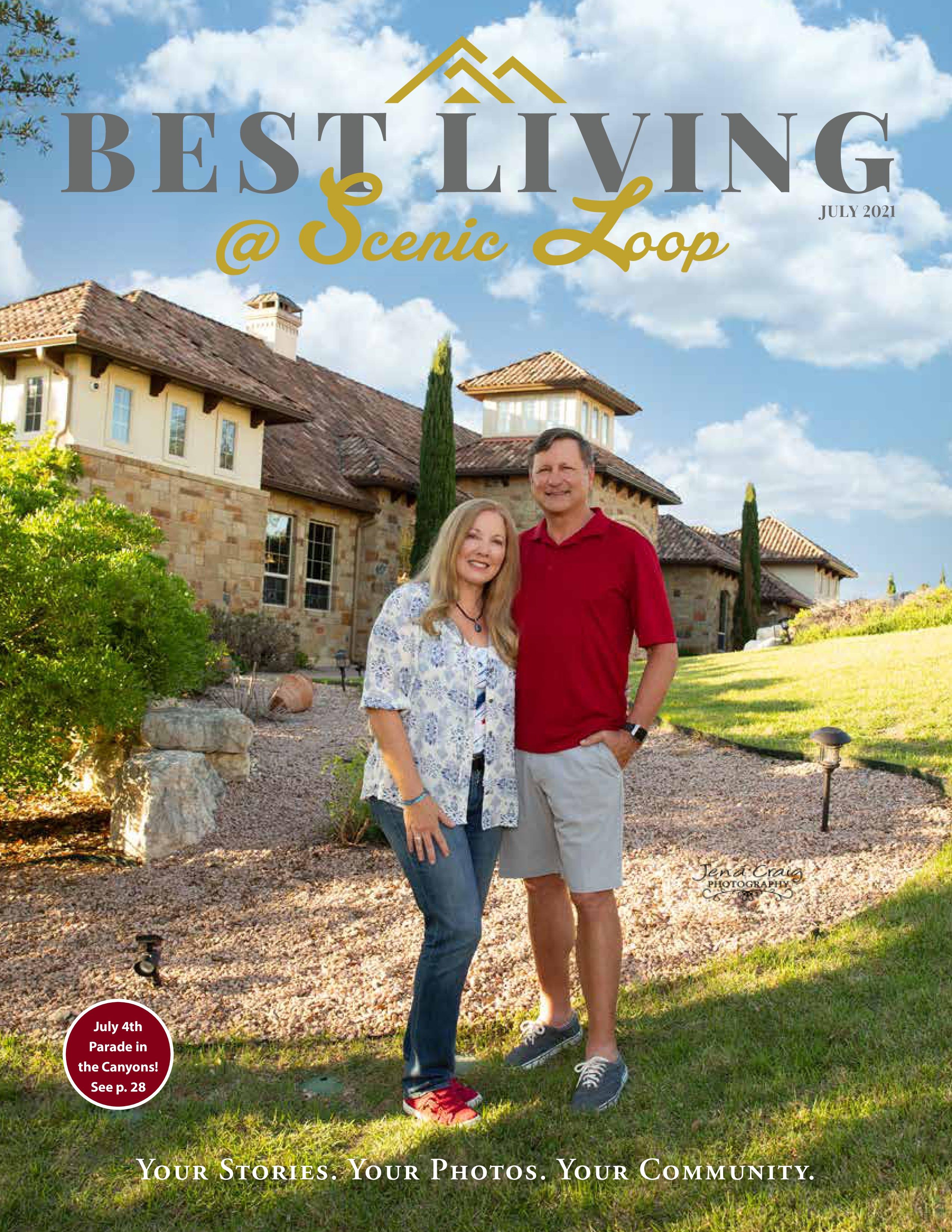 Best Living at Scenic Loop 2021-07-01