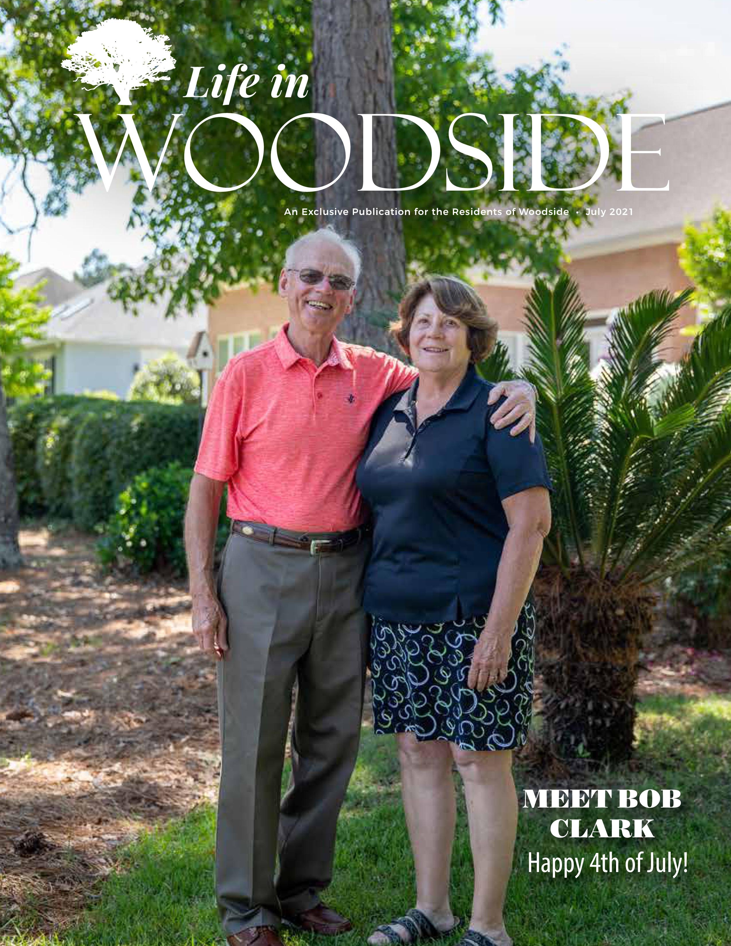 Life in Woodside 2021-07-01