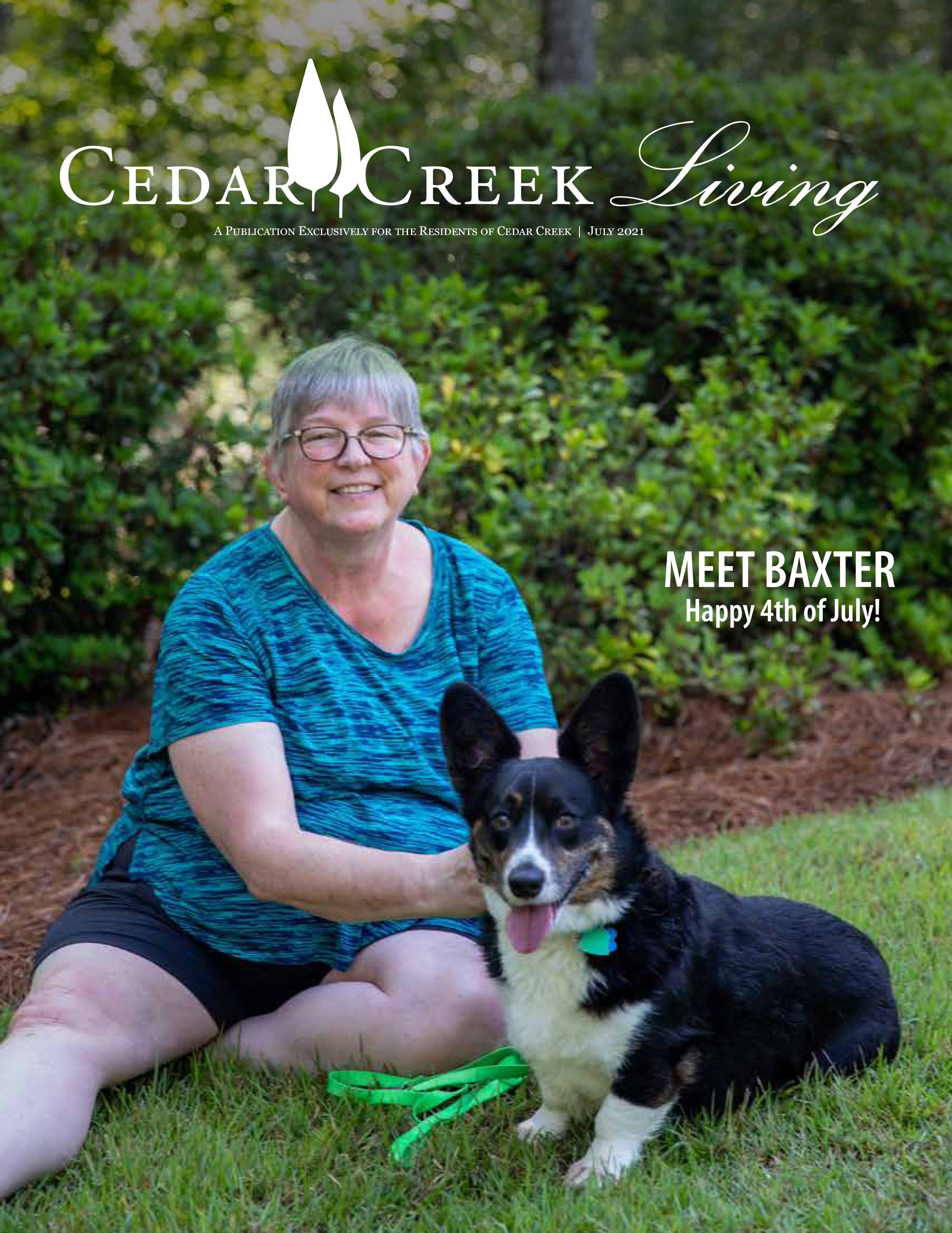 Cedar Creek Living 2021-07-01