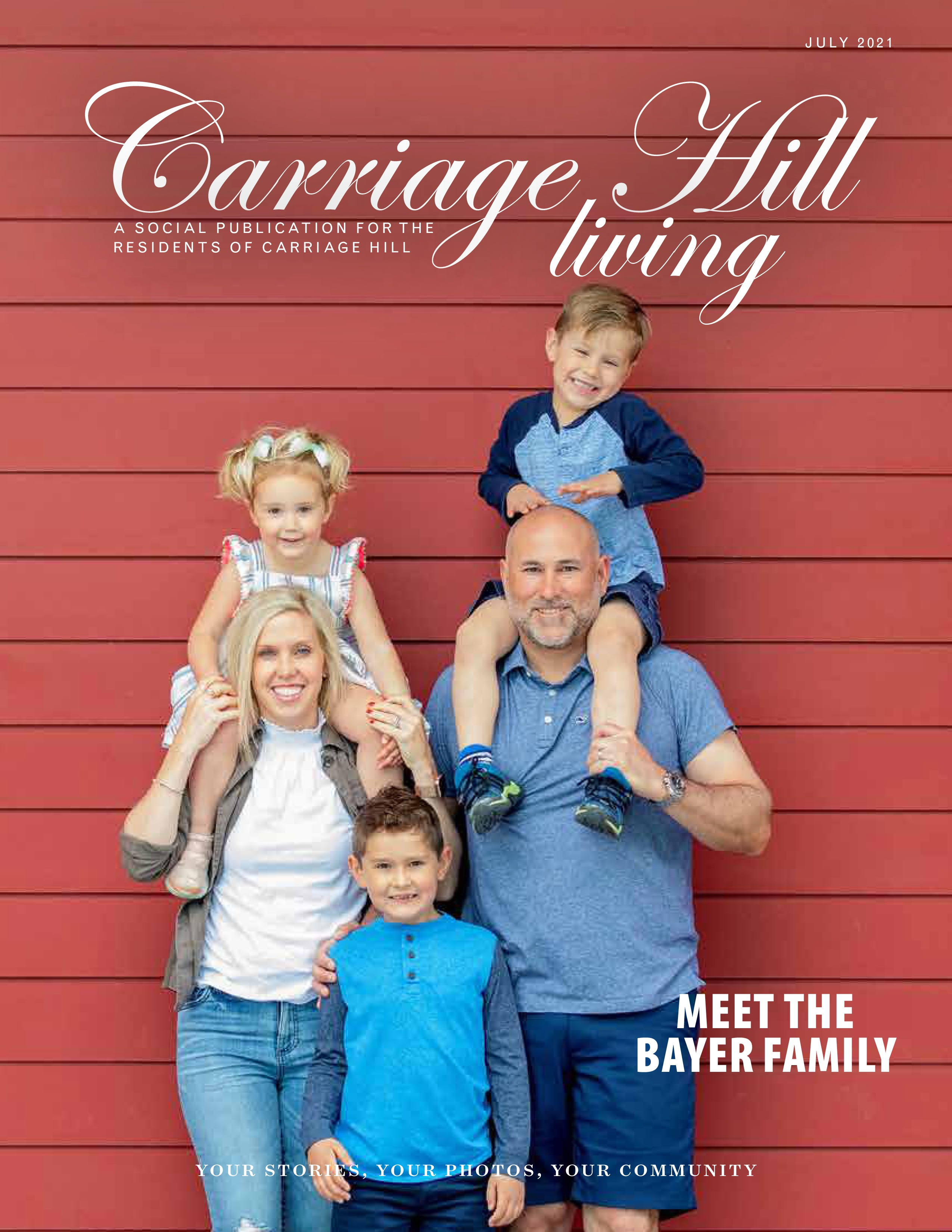 Carriage Hill Living 2021-07-01