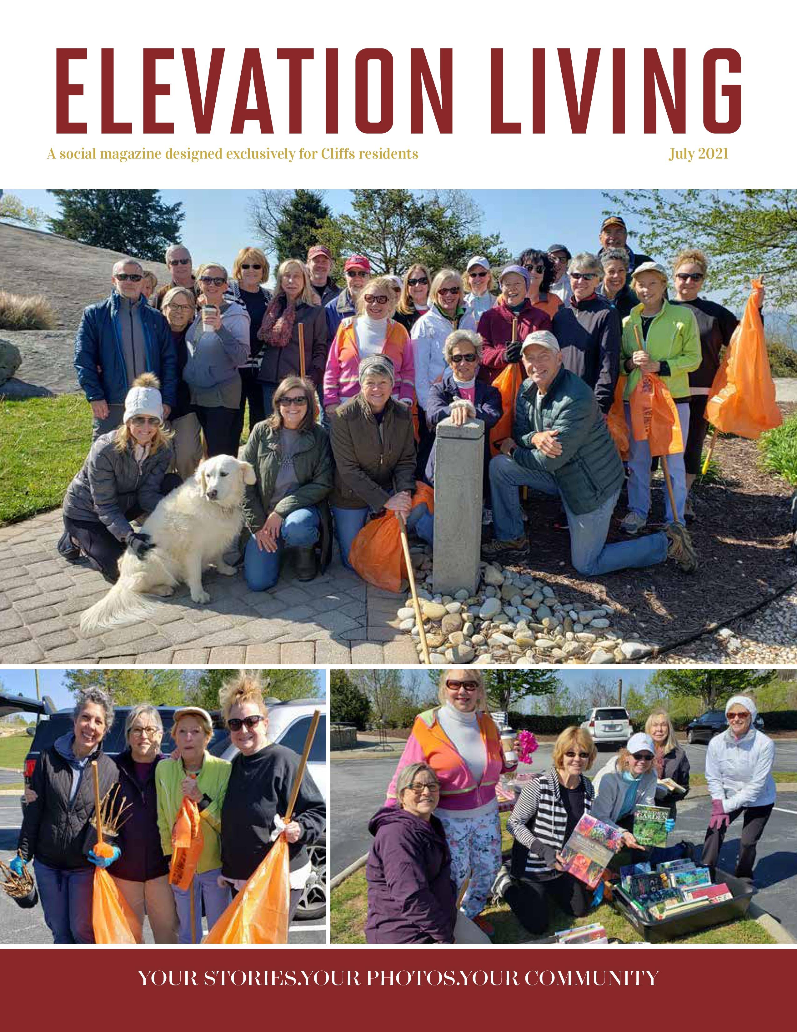 Elevation Living 2021-07-01