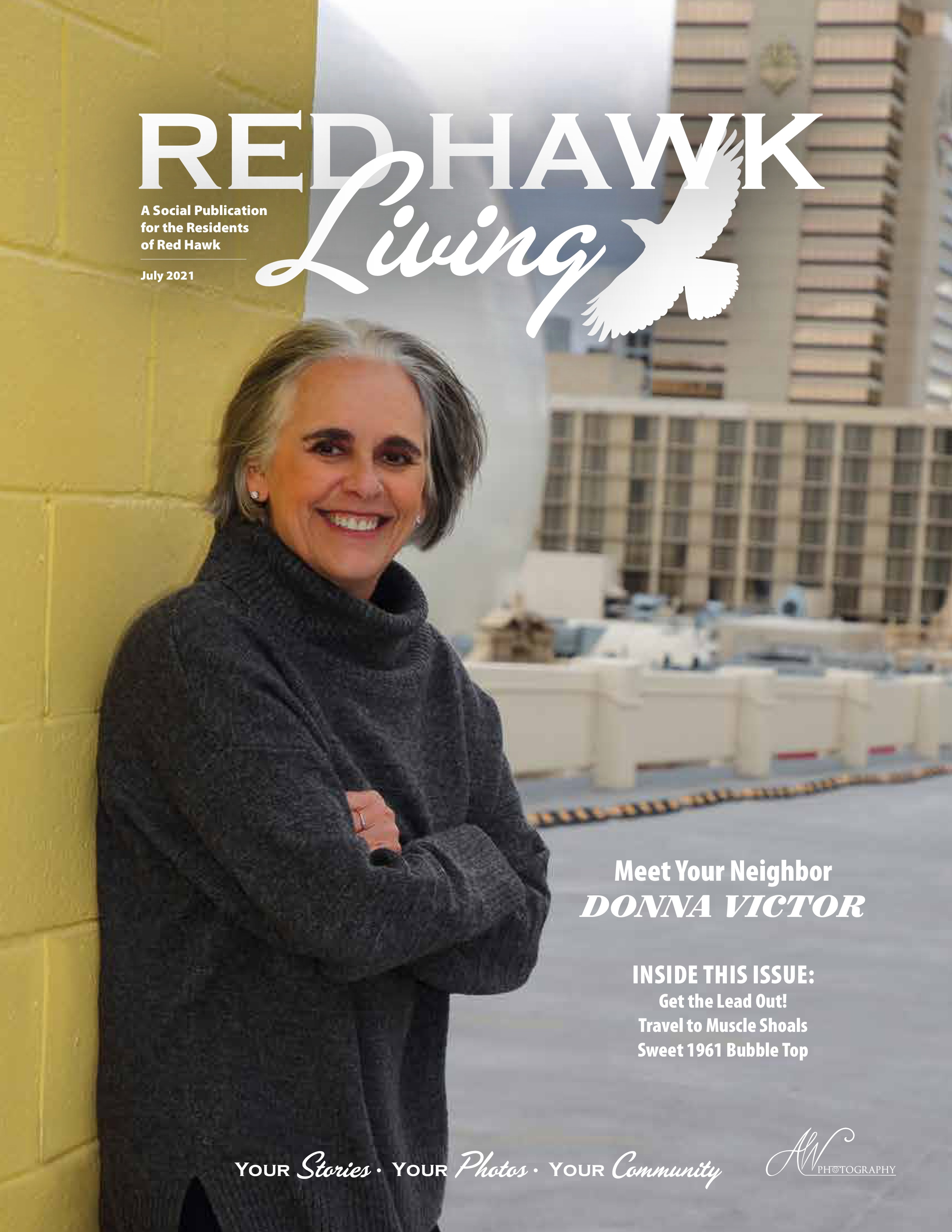 Red Hawk Living 2021-07-01